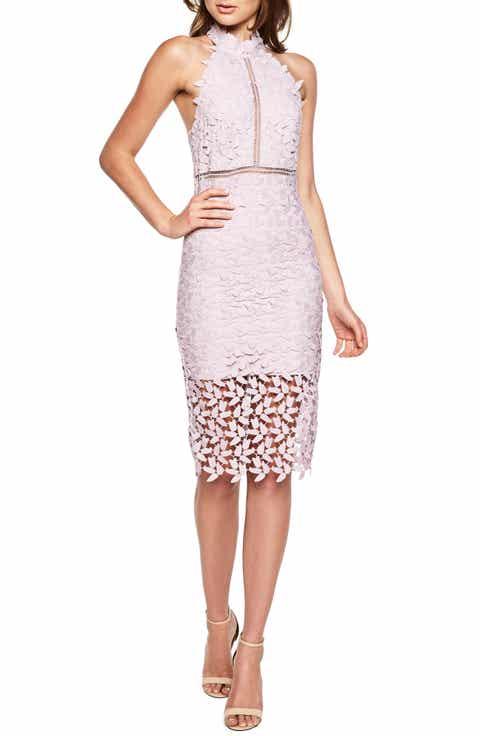 Women\'s Bardot White Dresses   Nordstrom