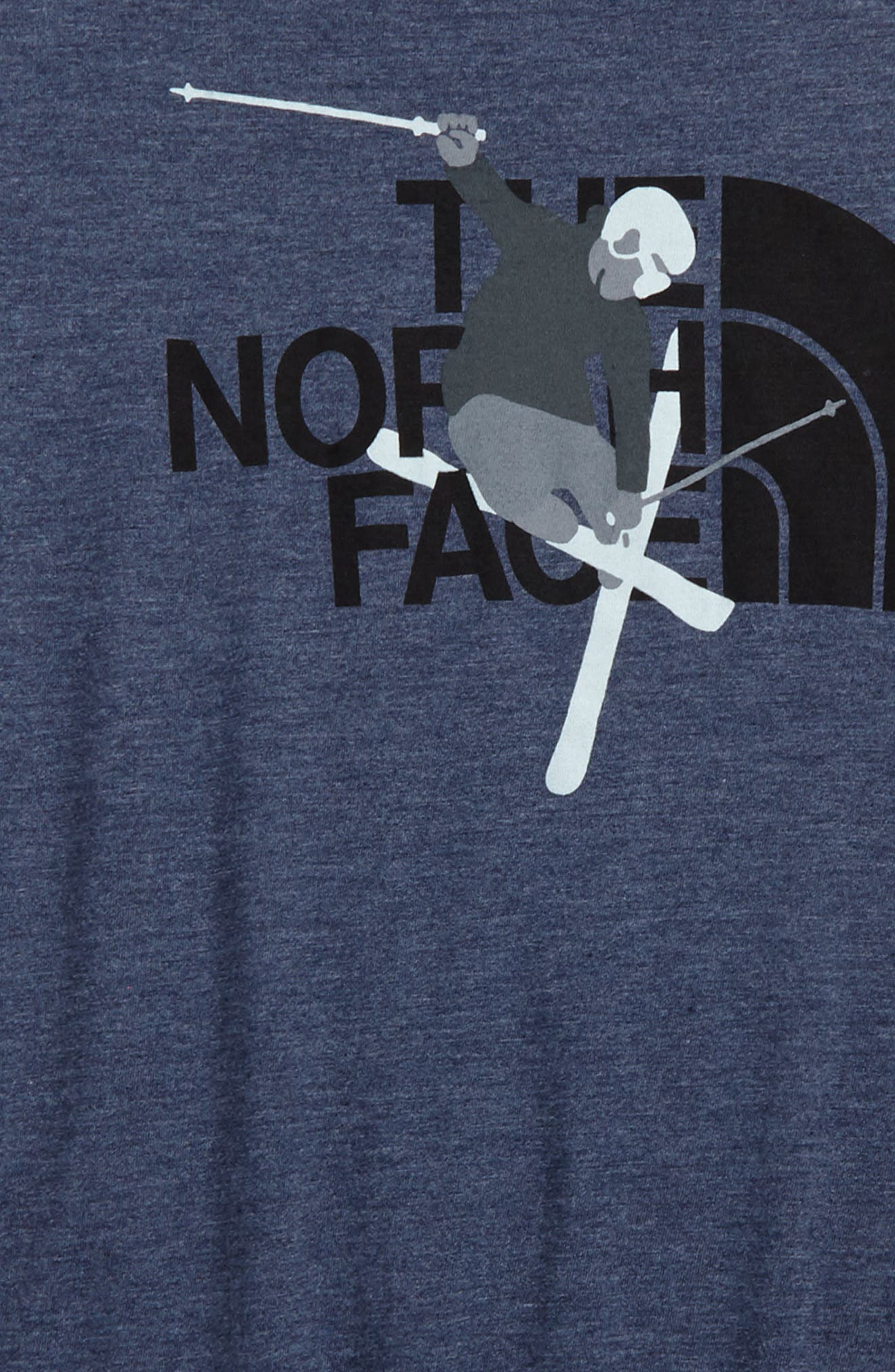 Alternate Image 2  - The North Face International Collection T-Shirt (Big Boys)