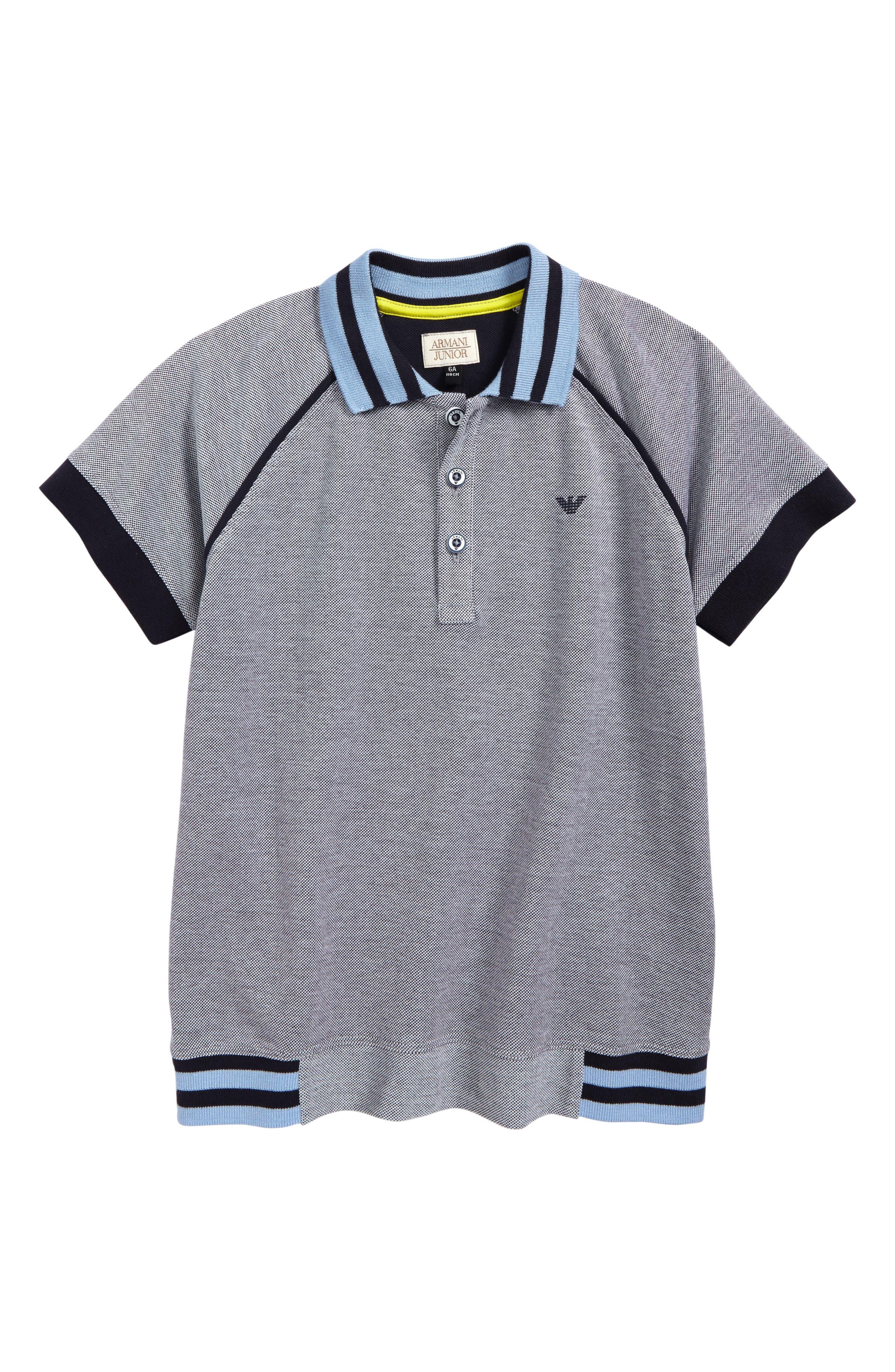 Piqué Polo,                         Main,                         color, Navy