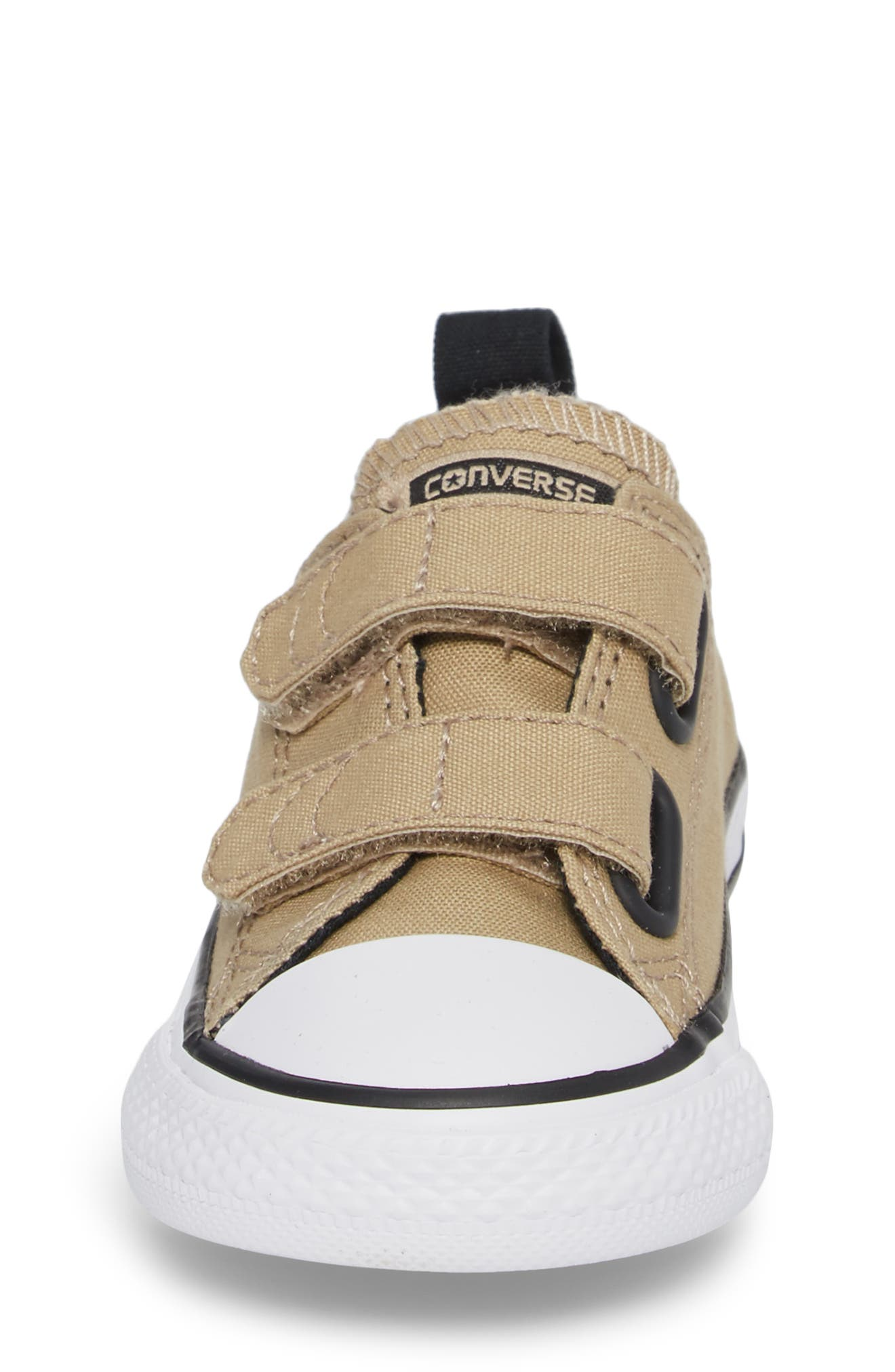 All Star<sup>®</sup> 2V Low Top Sneaker,                             Alternate thumbnail 4, color,                             Vintage Khaki