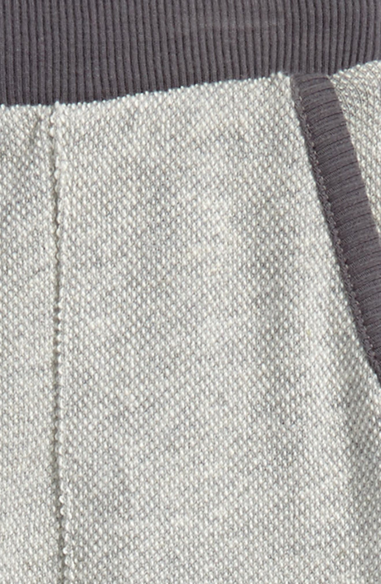 Alternate Image 2  - Burt's Bees Baby Organic Cotton Sweatpants (Toddler Boys & Little Boys)