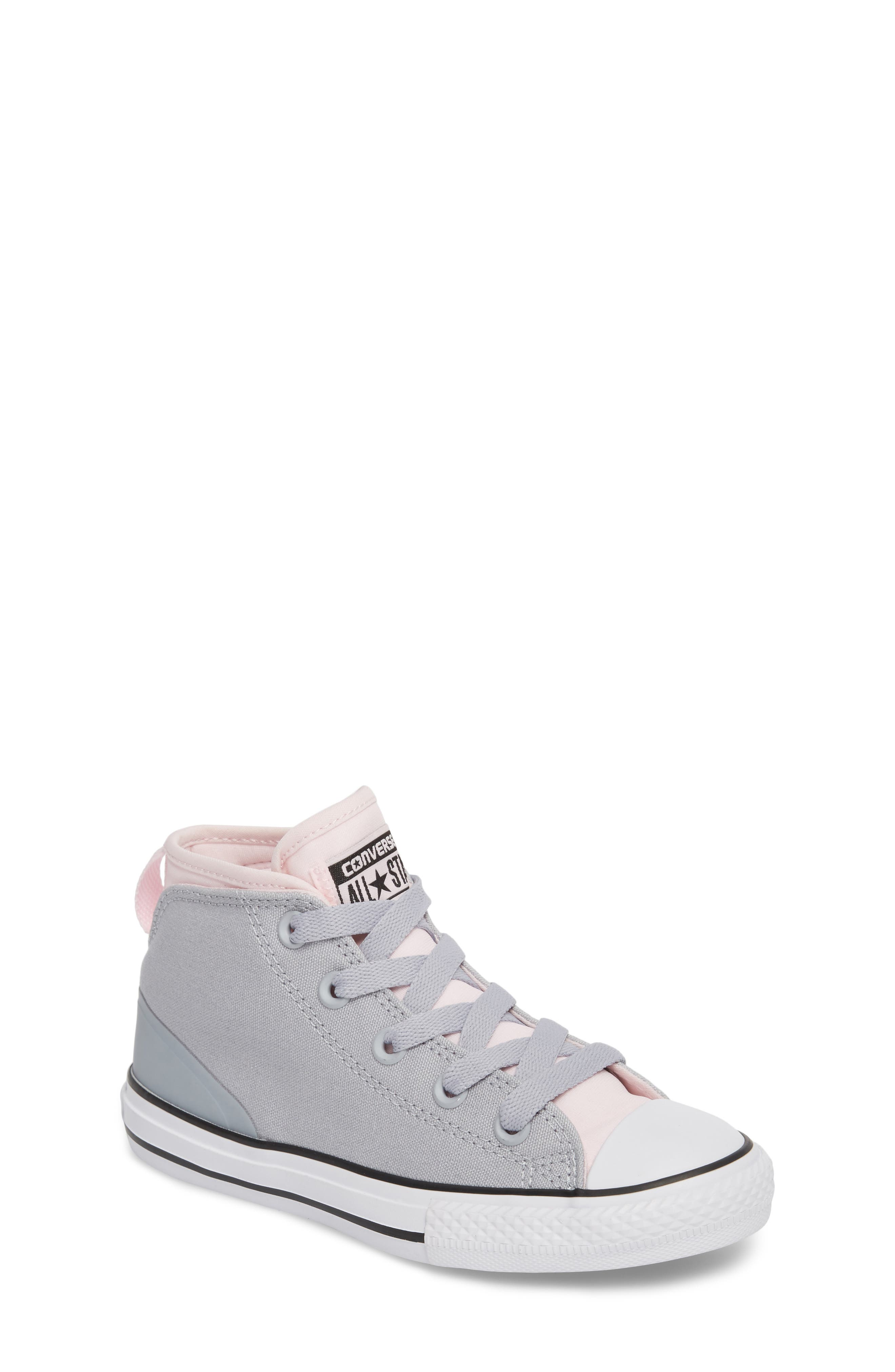 Main Image - Converse Chuck Taylor® All Star® Syde Street High Top Sneaker (Baby, Walker, Toddler, Little Kid & Big Kid)