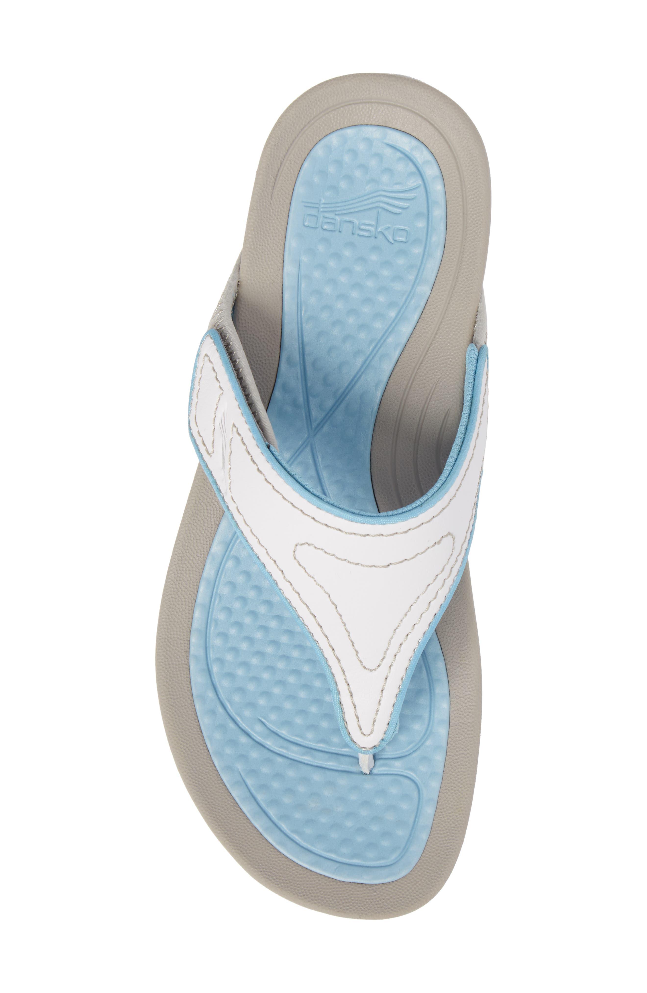 Alternate Image 5  - Dansko Katy 2 Thong Sandal (Women)