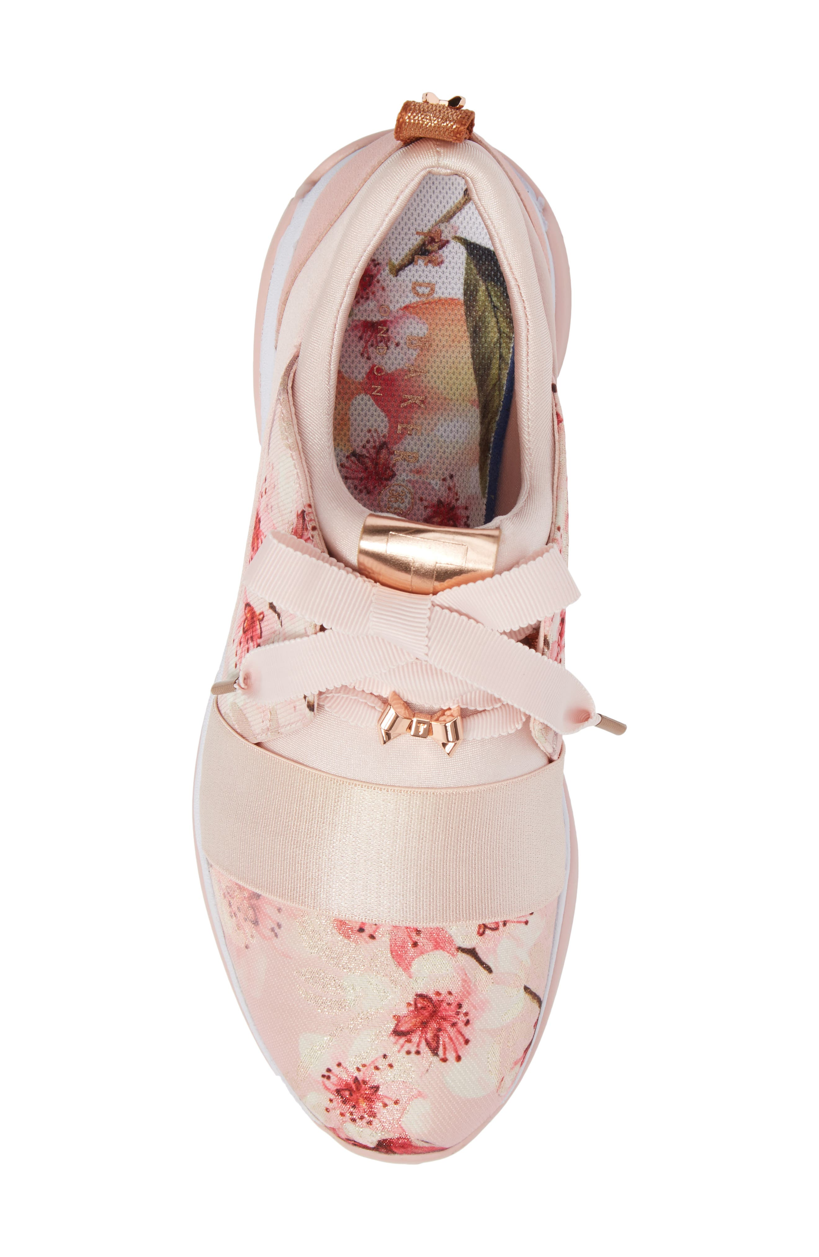 Alternate Image 5  - Ted Baker London Cepap Sneaker (Women)