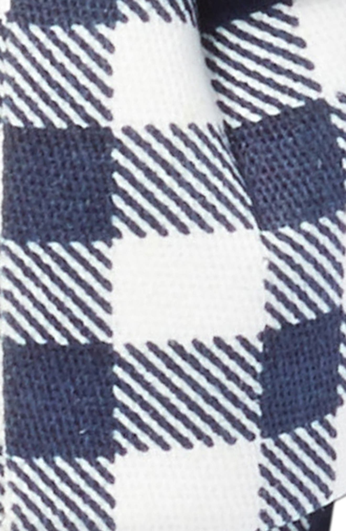 Alternate Image 2  - Cara Gingham Bow Headband