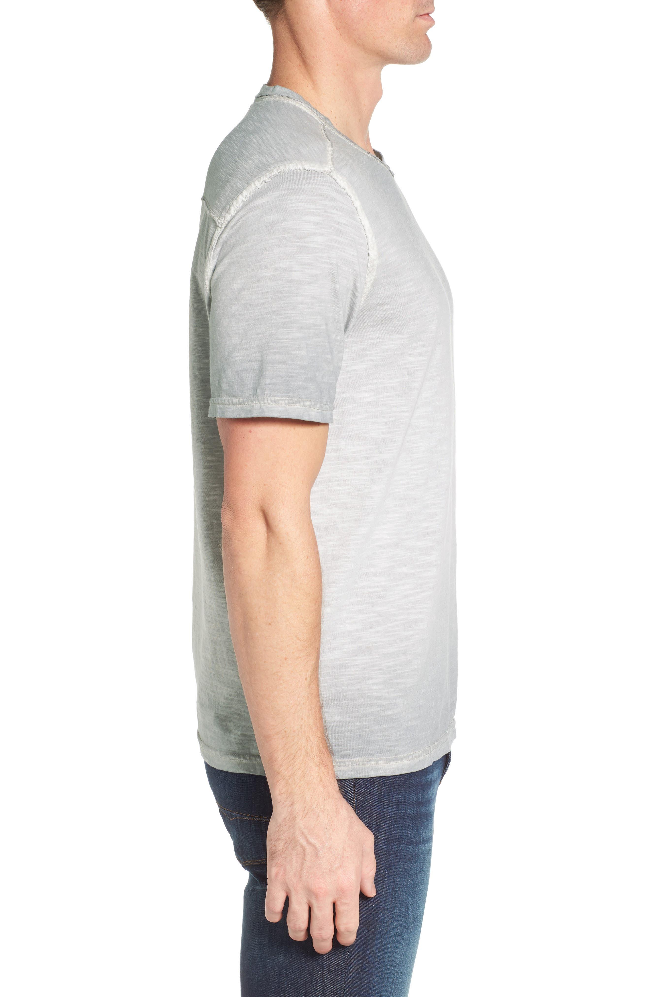 Suncoast Shores V-Neck T-Shirt,                             Alternate thumbnail 3, color,                             Bala Shark
