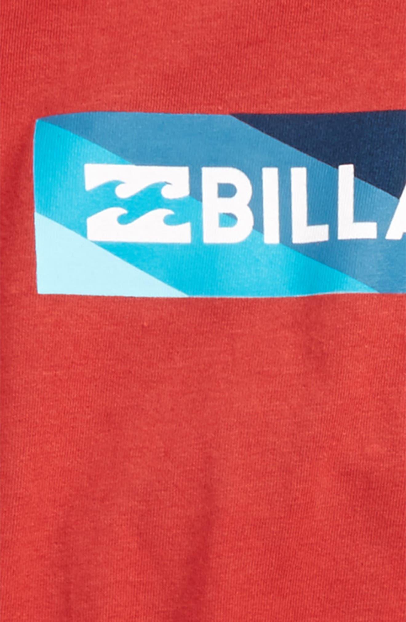 Alternate Image 2  - Billabong Unity Block Graphic T-Shirt (Toddler Boys & Little Boys)