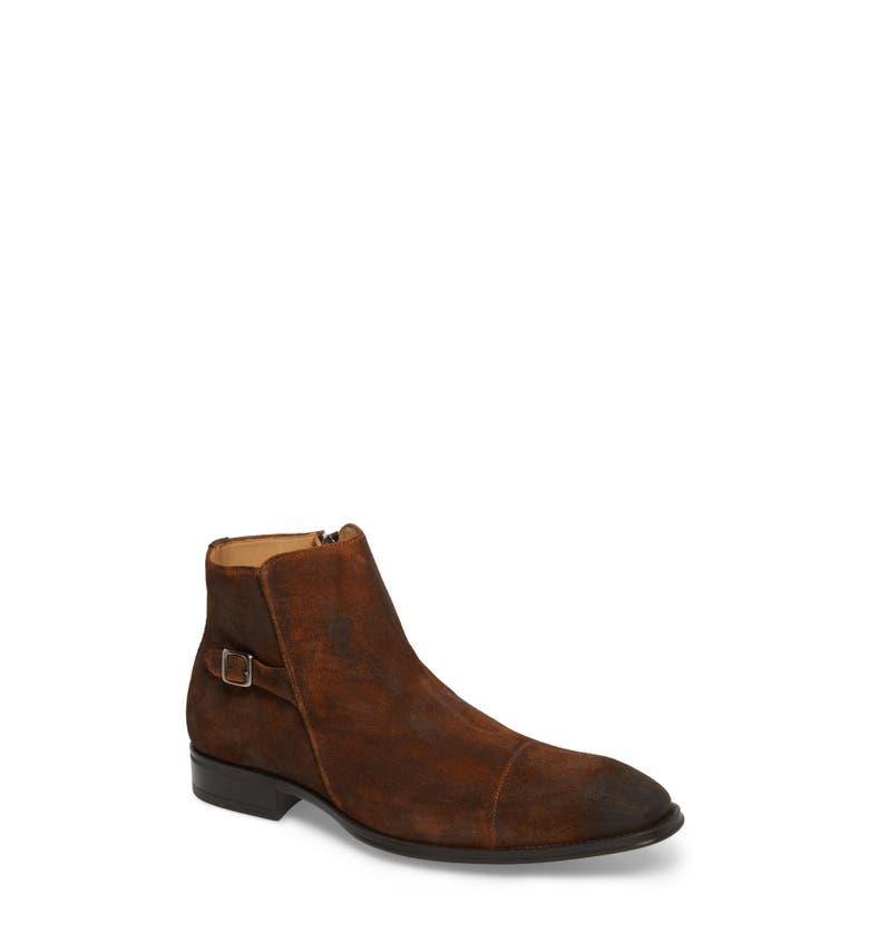Lucena Zip Boot