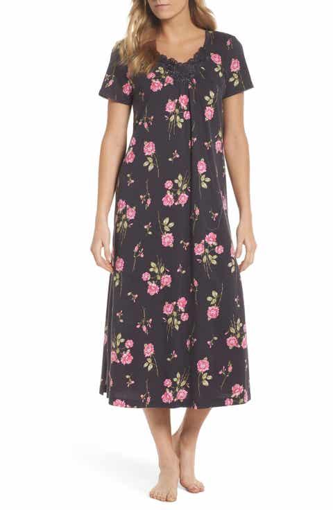 Carole Hochman Cotton Jersey Long Nightgown Top Reviews