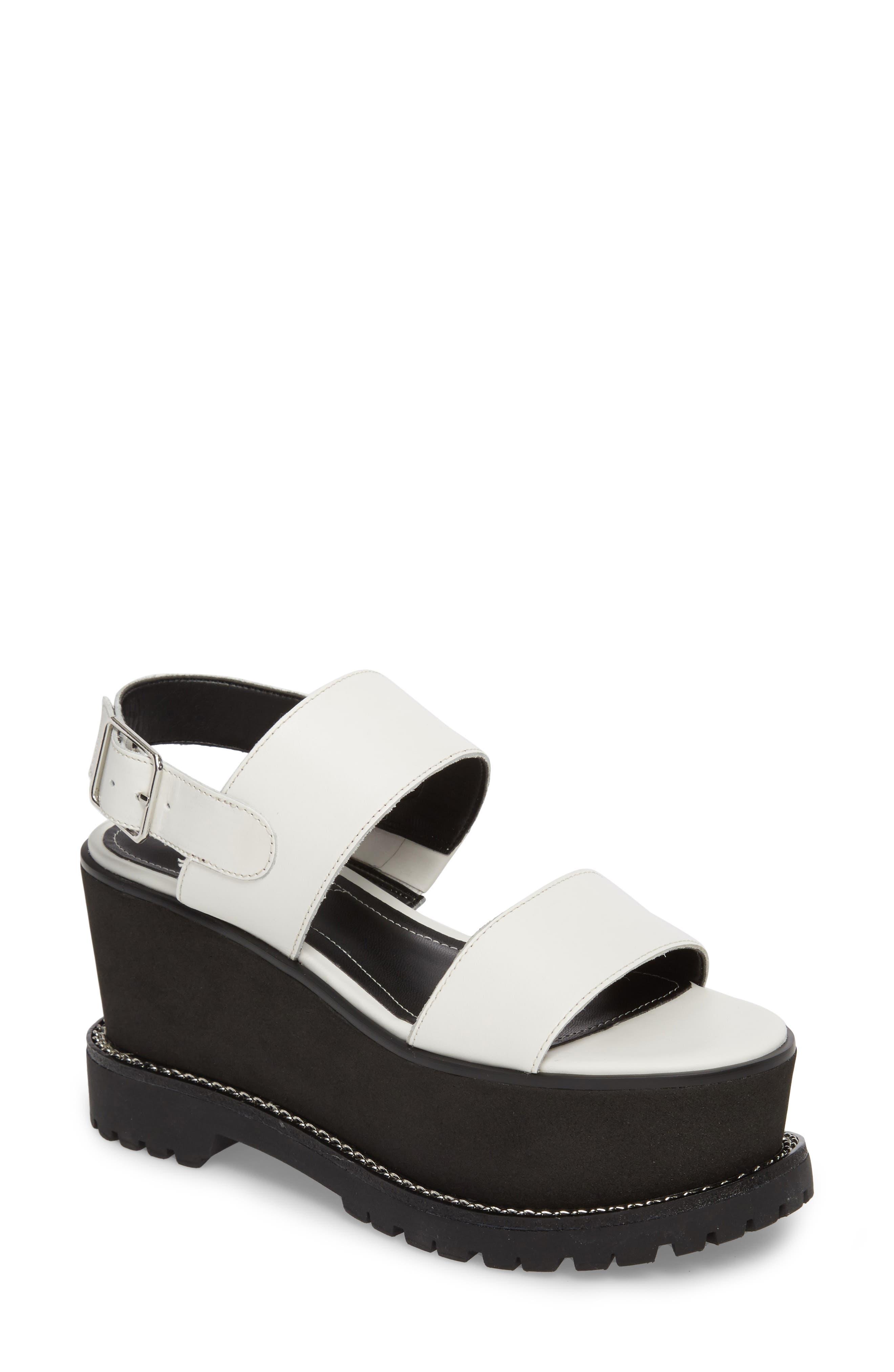 KENDALL + KYLIE Cady Platform Sandal (Women)