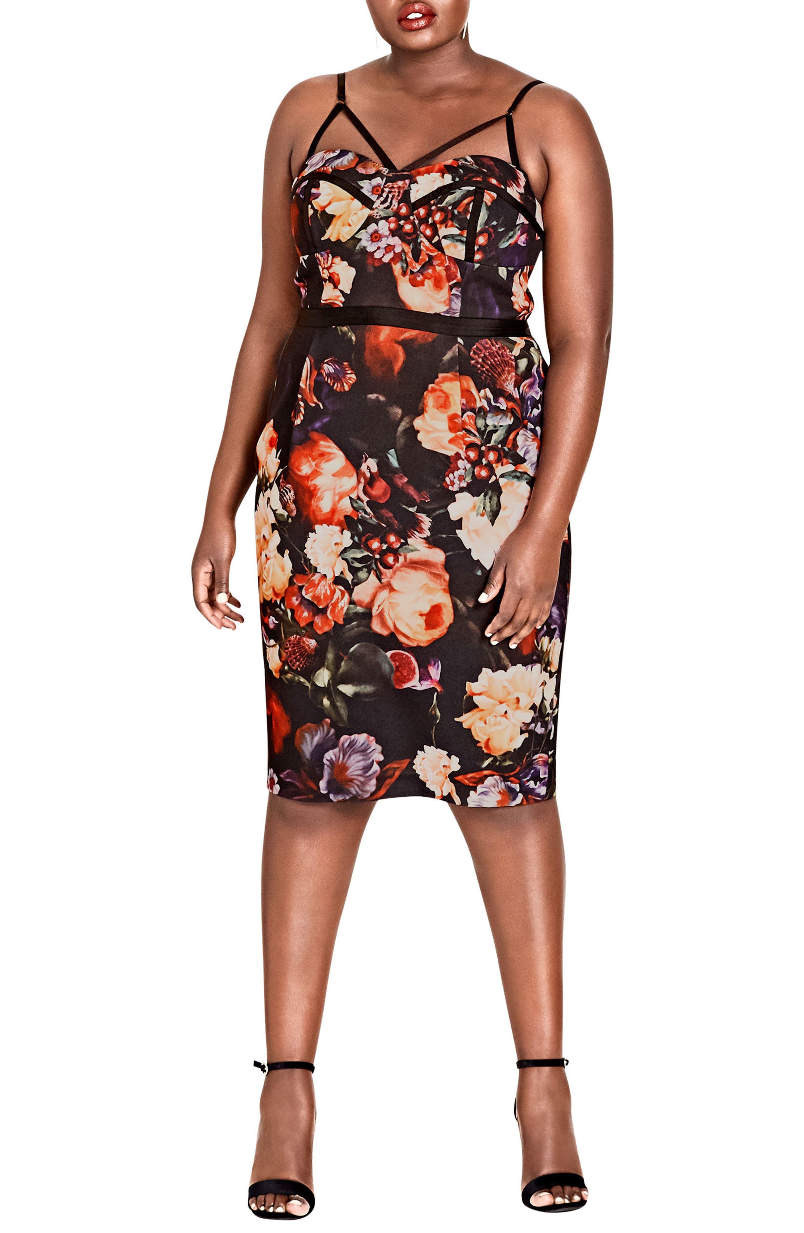 Opulence Sheath Dress,                         Main,                         color, Opulence