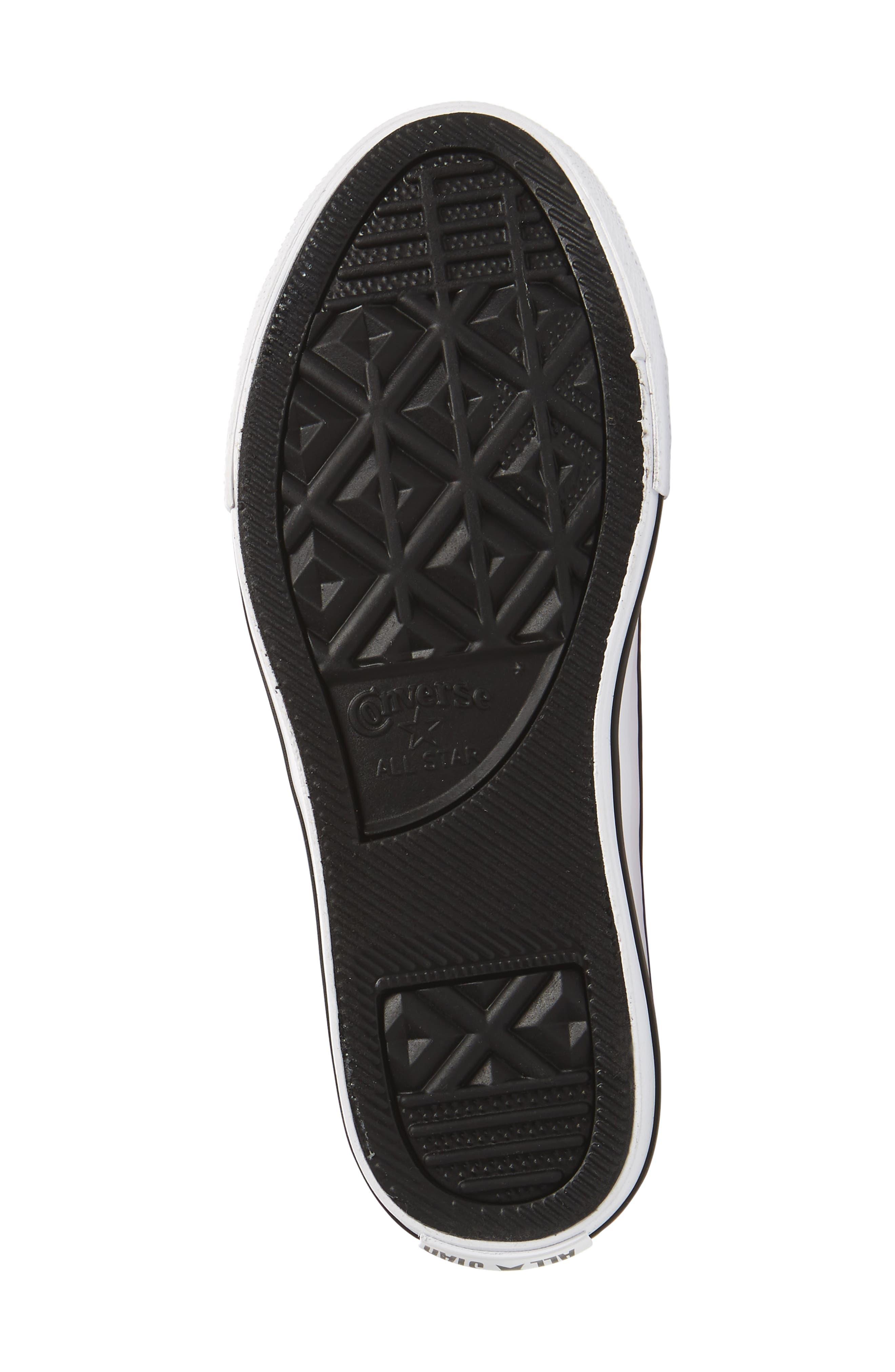 Alternate Image 6  - Converse Chuck Taylor® All Star® Sport Zip High Top Sneaker (Toddler, Little Kid & Big Kid)