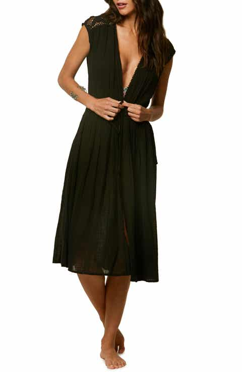O'Neill Lillian Cover-Up Maxi Dress