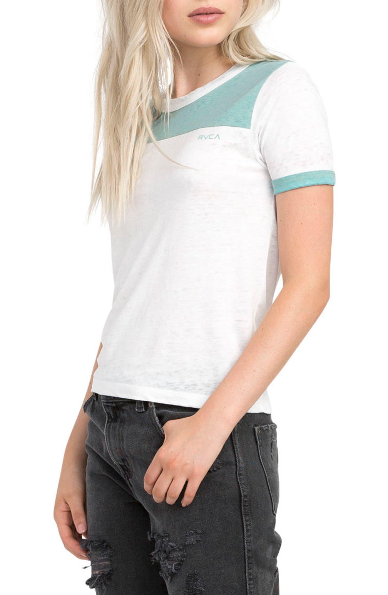 All Sport T-Shirt,                             Alternate thumbnail 4, color,                             Vintage White