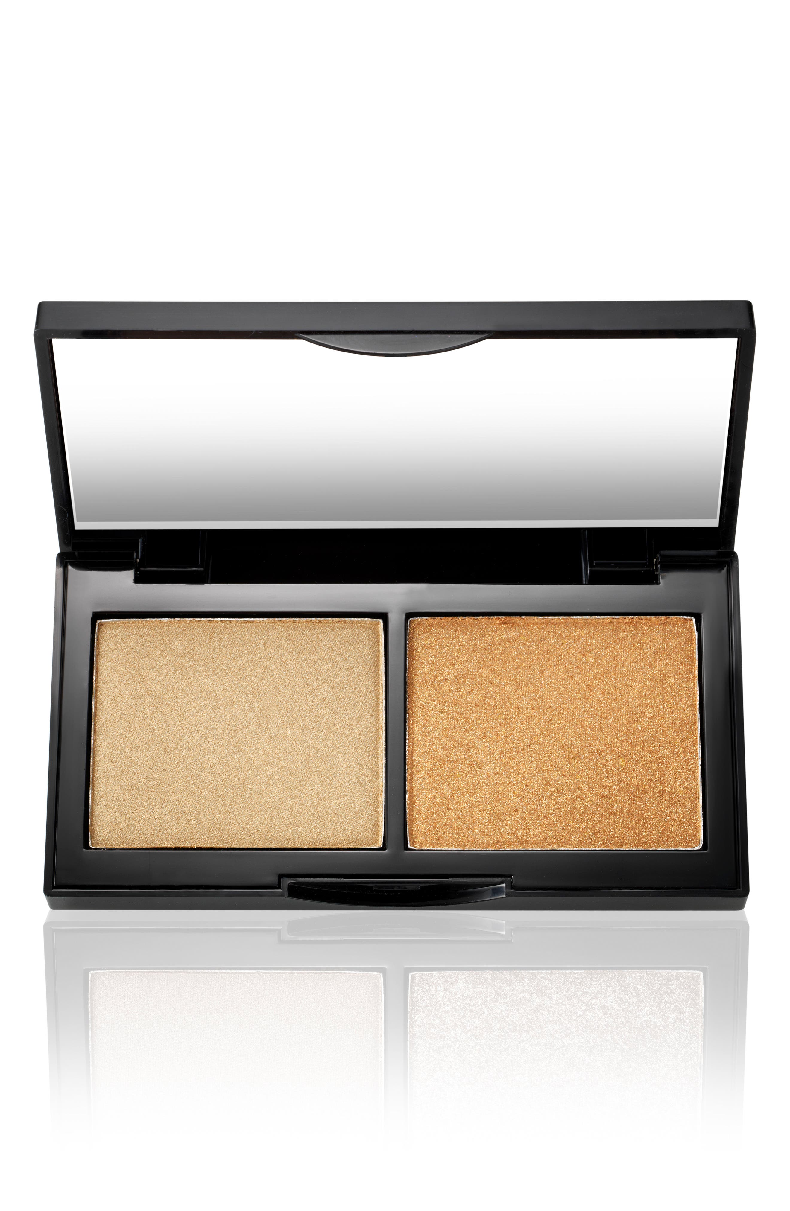 Hi-Def Glow Illuminator Duo,                             Main thumbnail 1, color,                             Heart Of Gold