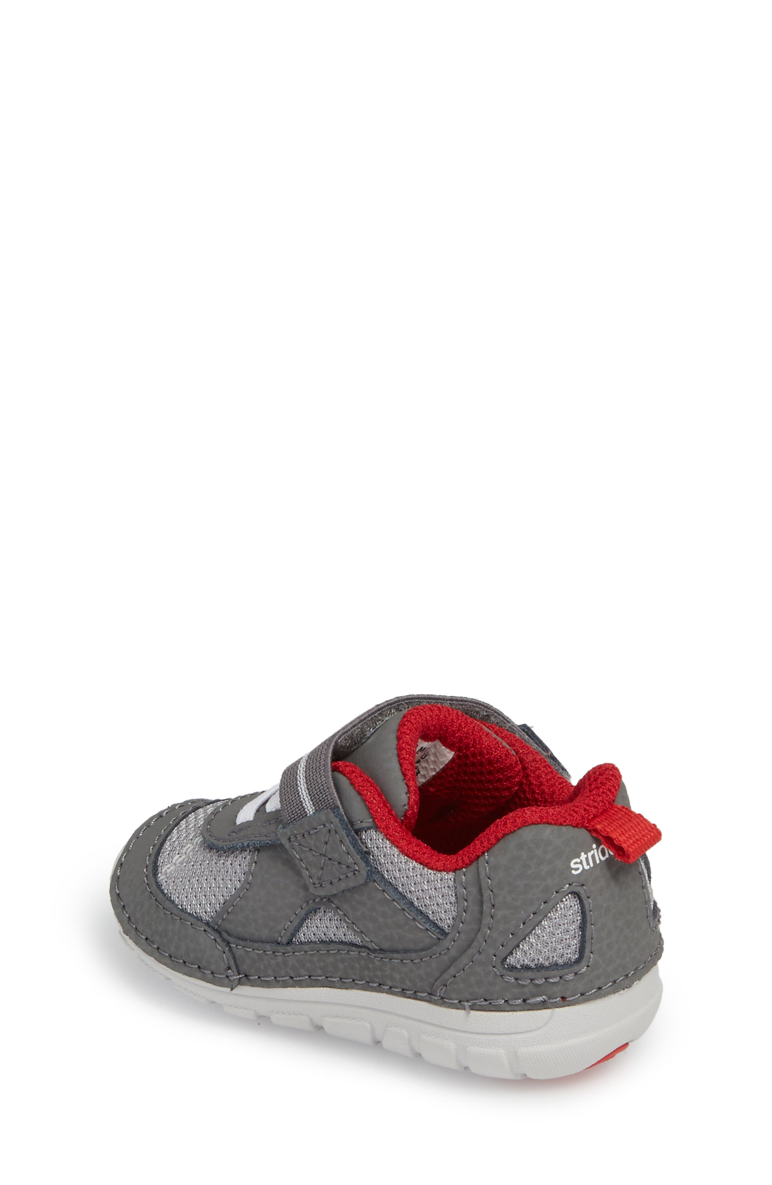Alternate Image 2  - Stride Rite Soft Motion™ Jamie Sneaker (Baby & Walker)