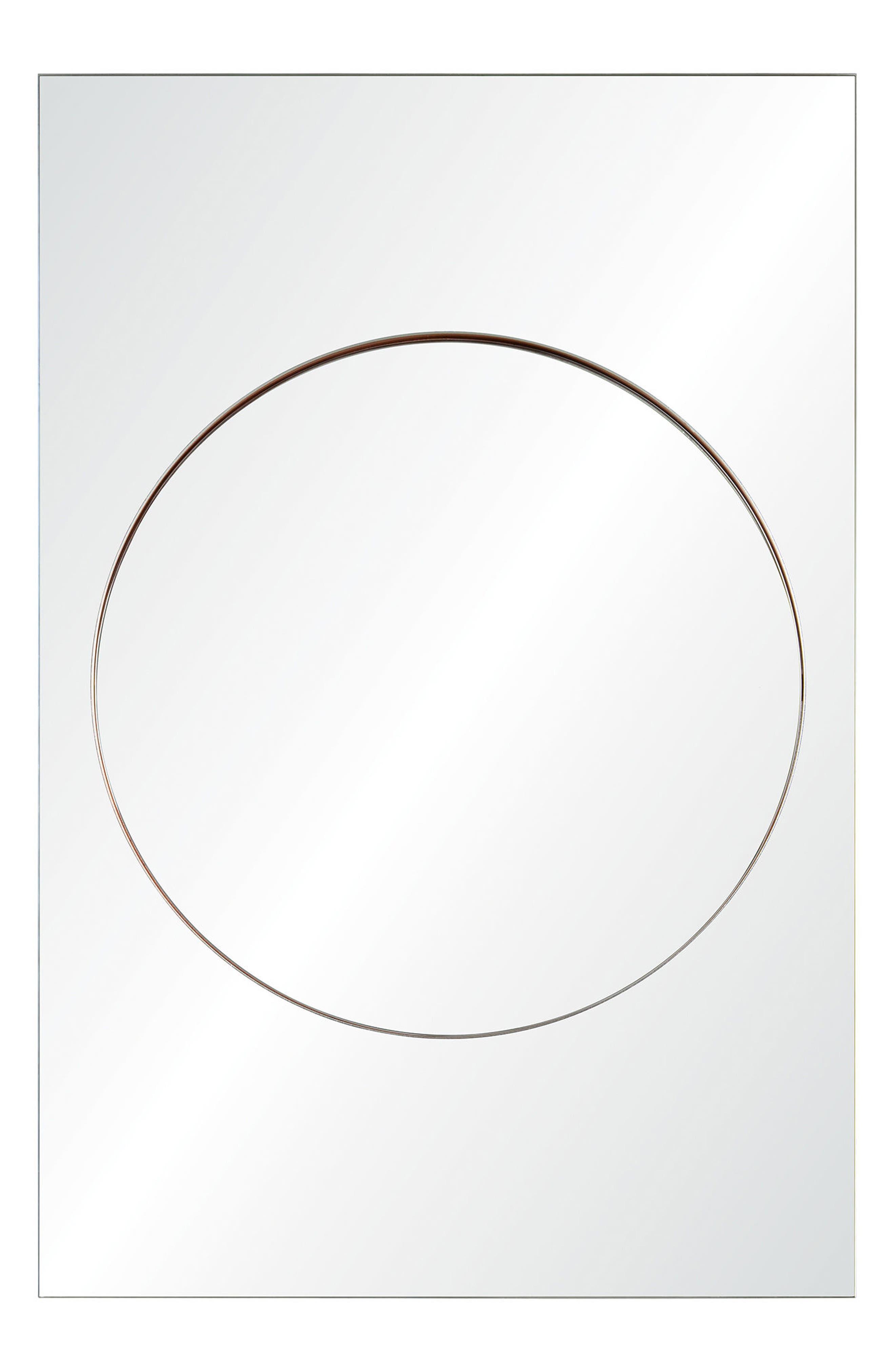 Geison Mirror,                         Main,                         color, Glass