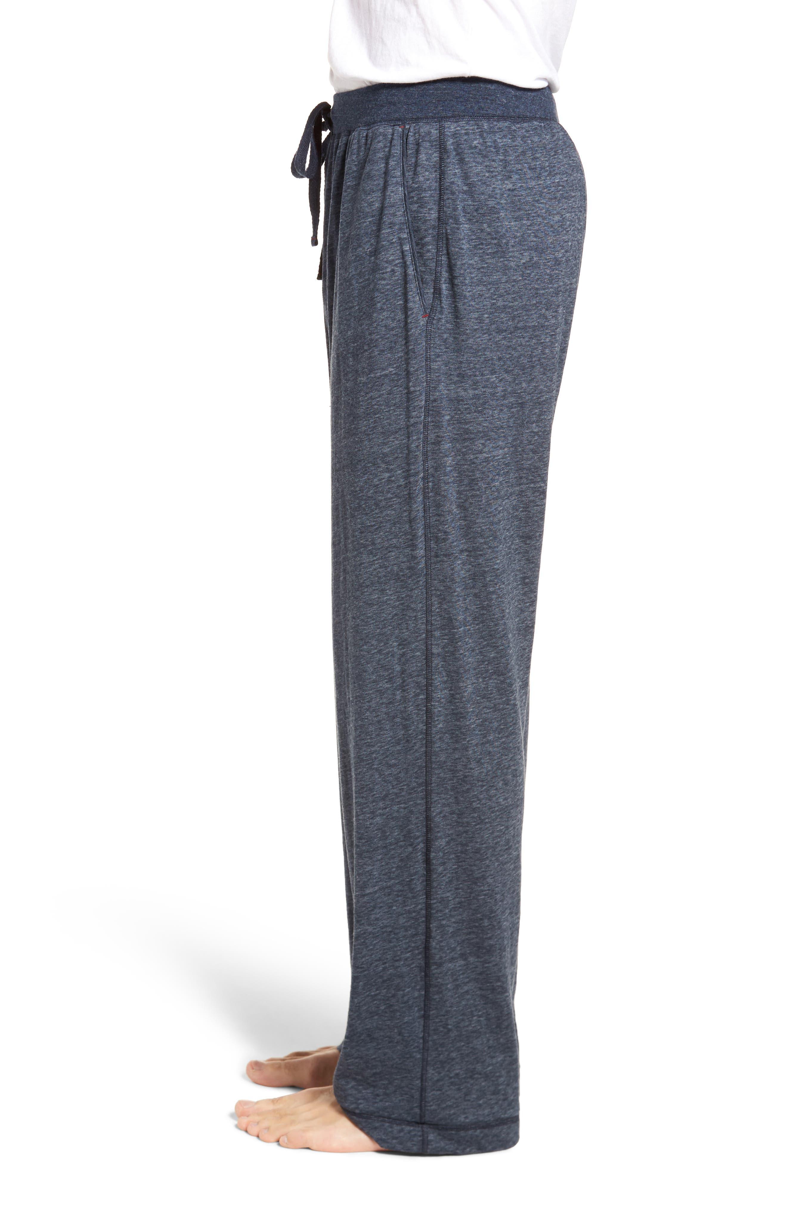 Alternate Image 3  - Daniel Buchler Recycled Cotton Blend Lounge Pants