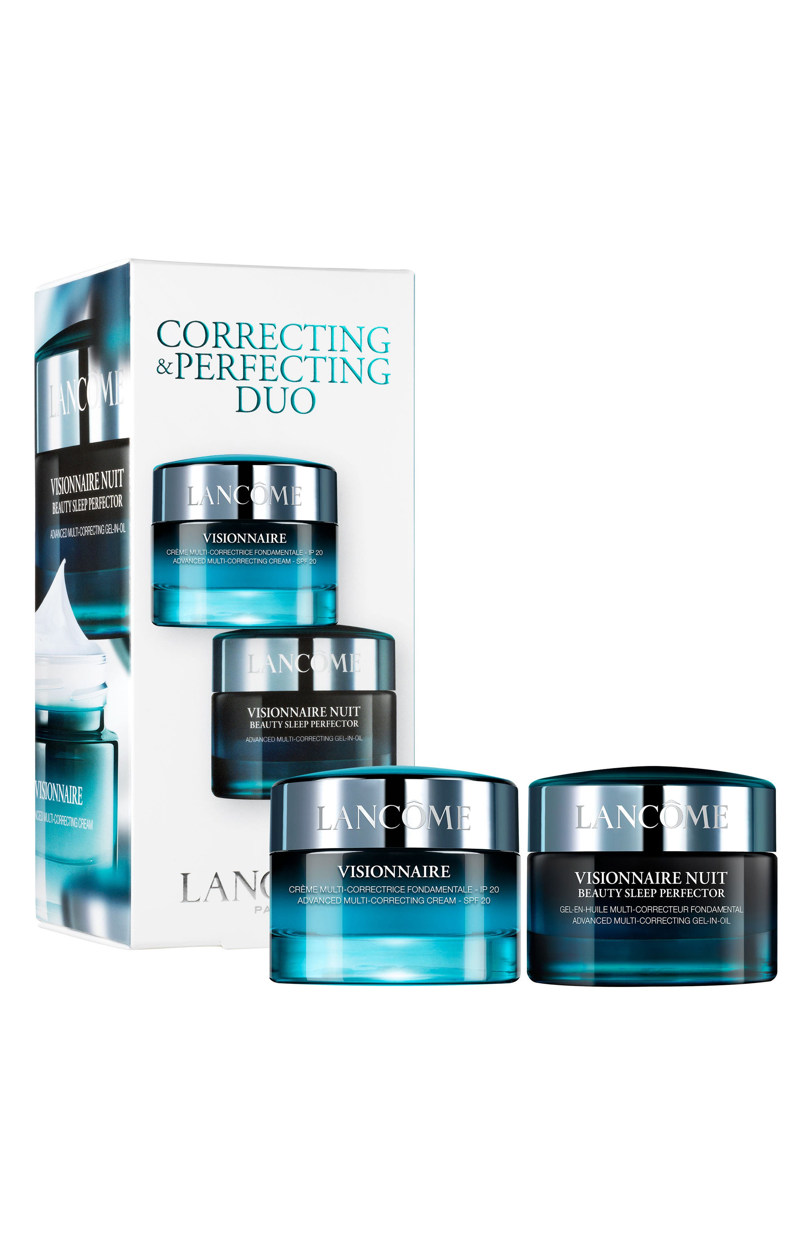 Main Image - Lancôme Visionnaire Correcting & Protecting Duo ($176 Value)