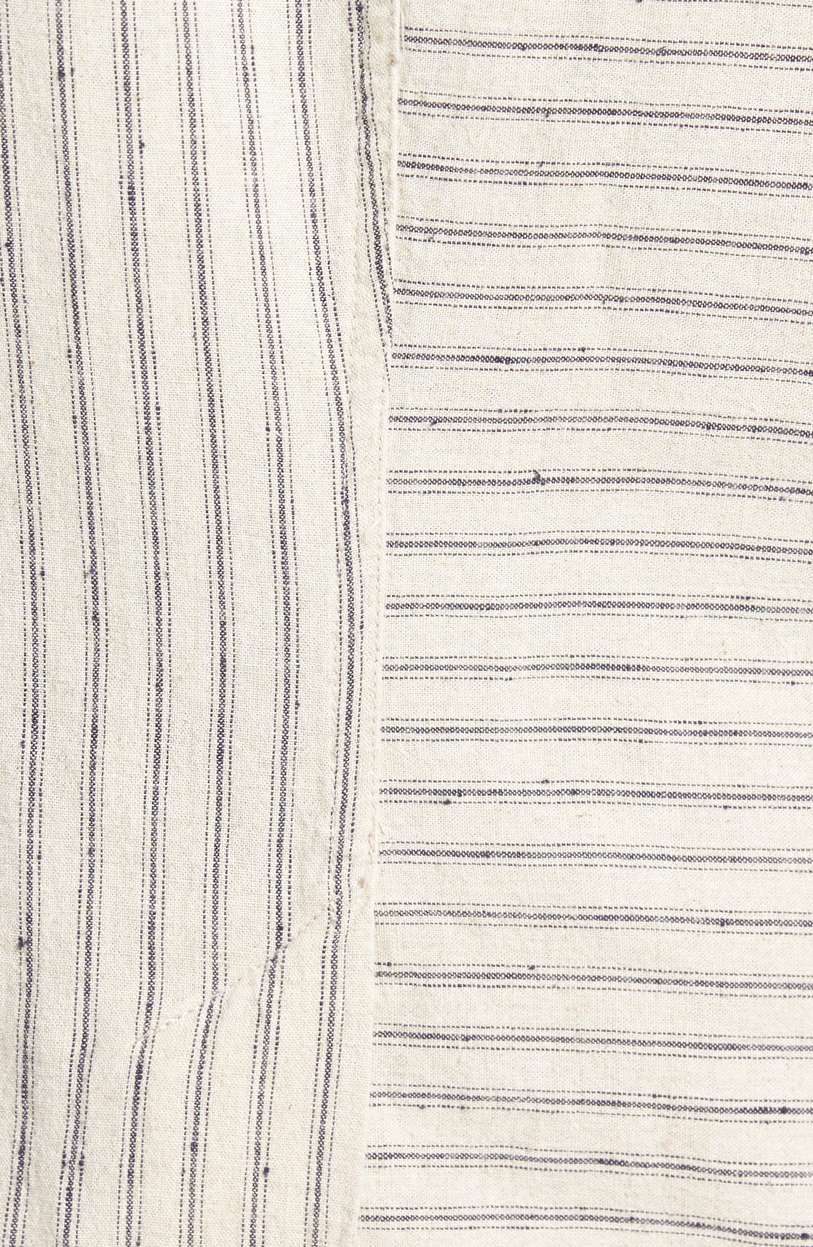 Alternate Image 5  - Billy Reid Harrison Linen & Cotton Jacket
