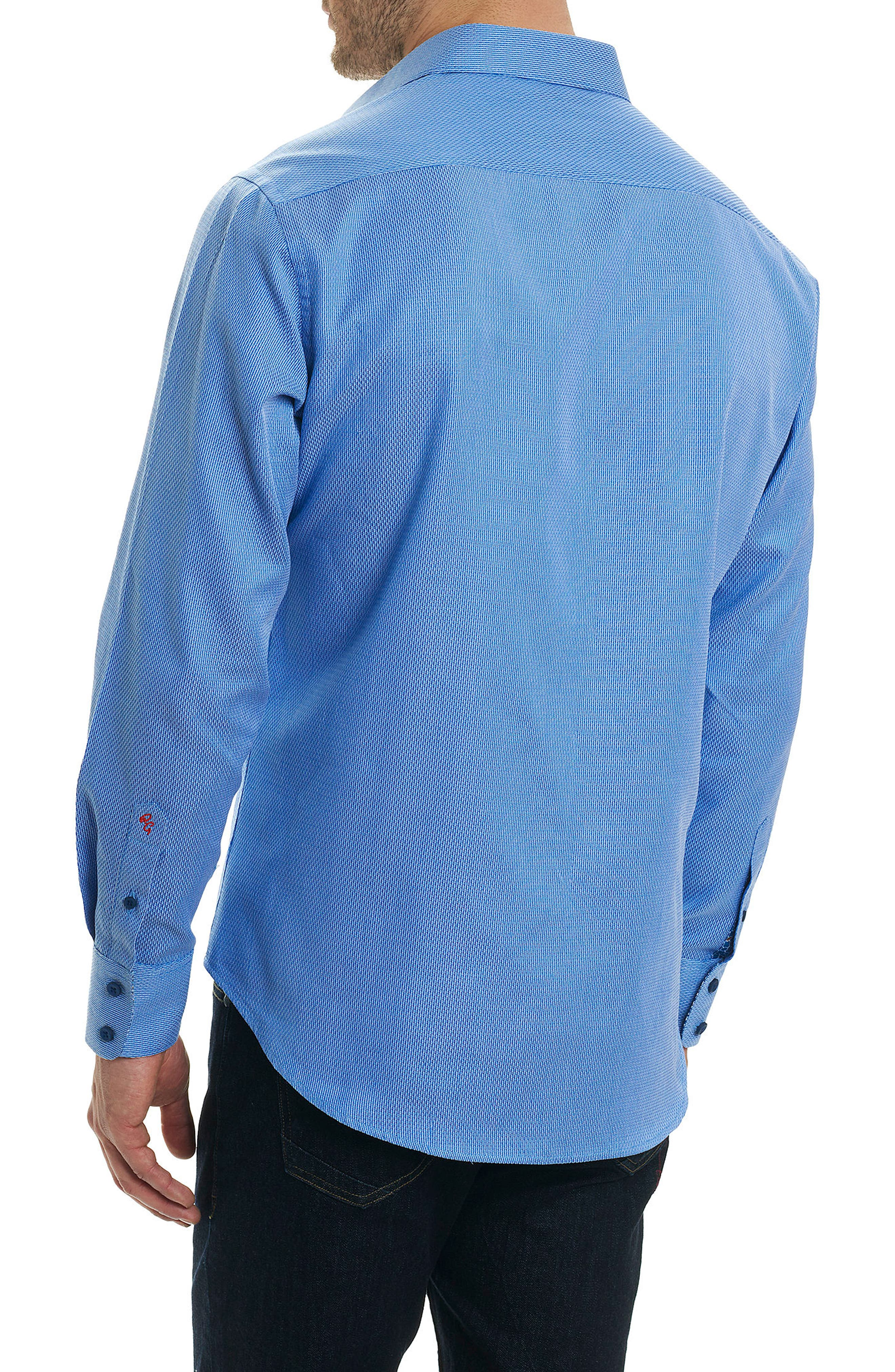 Alternate Image 2  - Robert Graham Jobson Classic Fit Sport Shirt