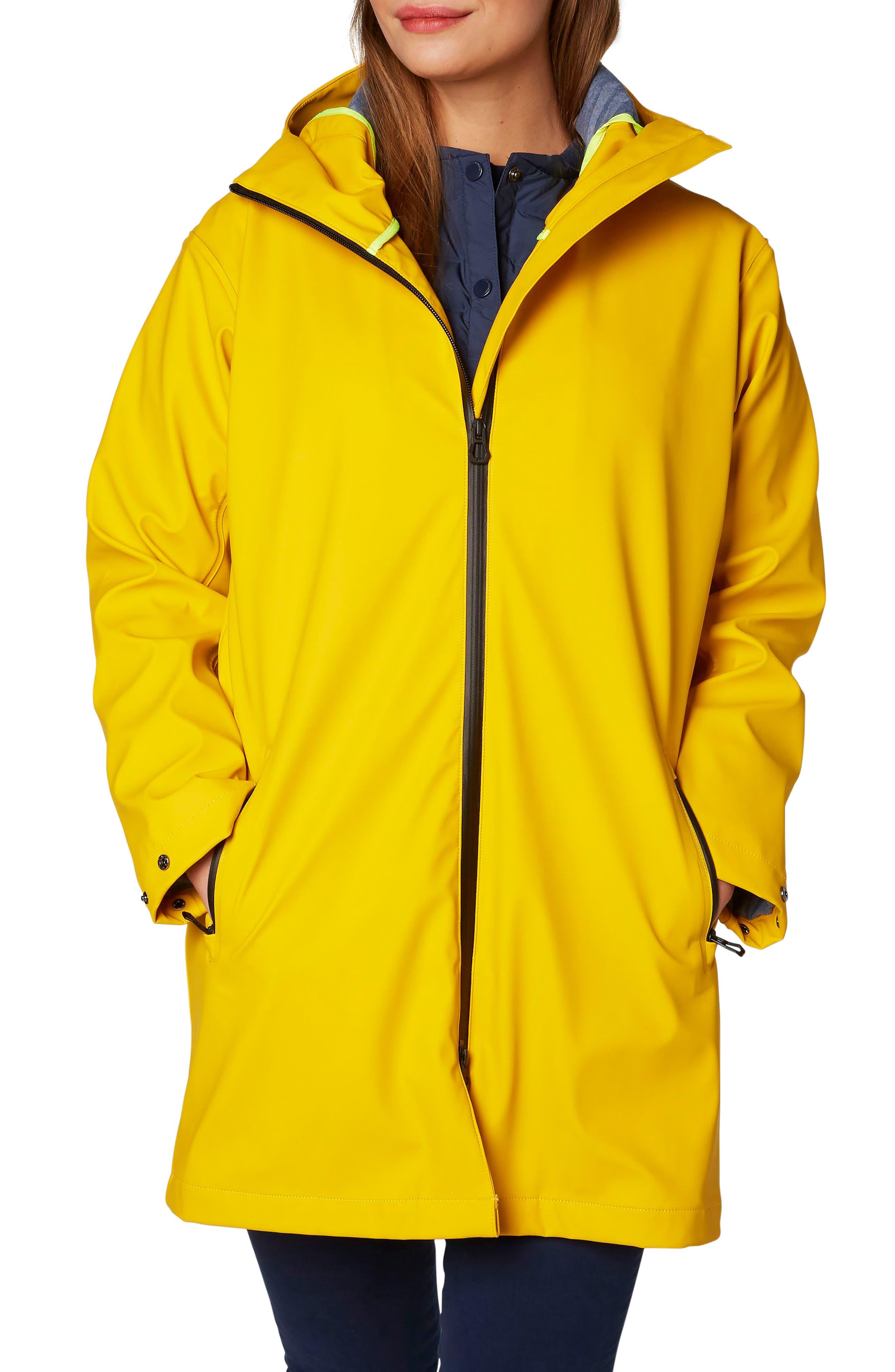 Helly Hansen Copenhagen Hooded Rain Jacket