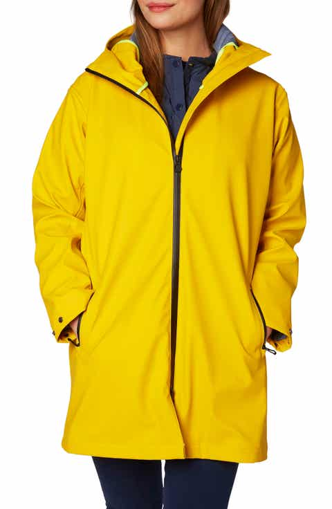 Helly Hansen Copenhagen Hooded Rain Jacket