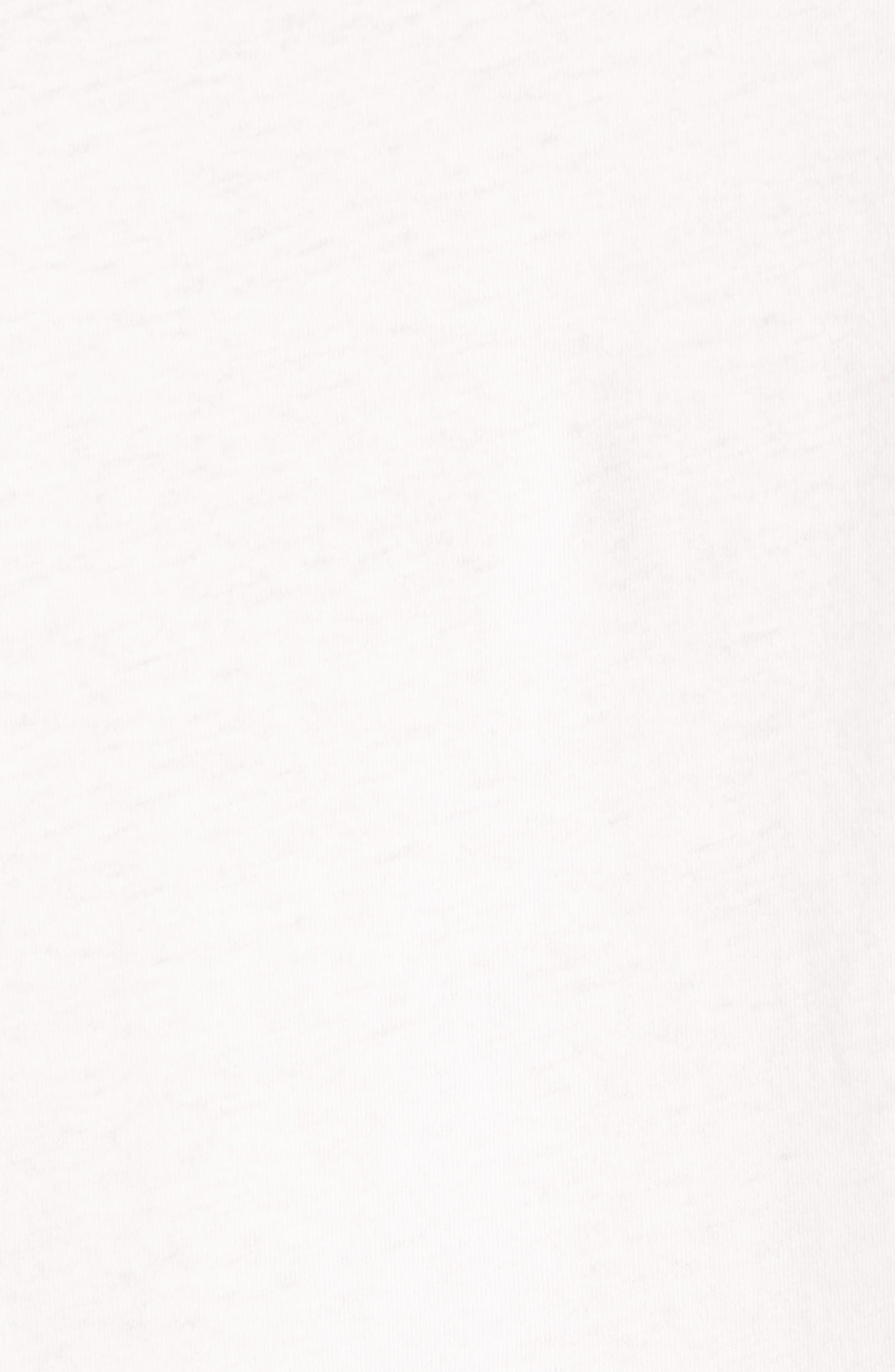 Greene Street Vintage Graphic T-Shirt,                             Alternate thumbnail 5, color,                             Off White