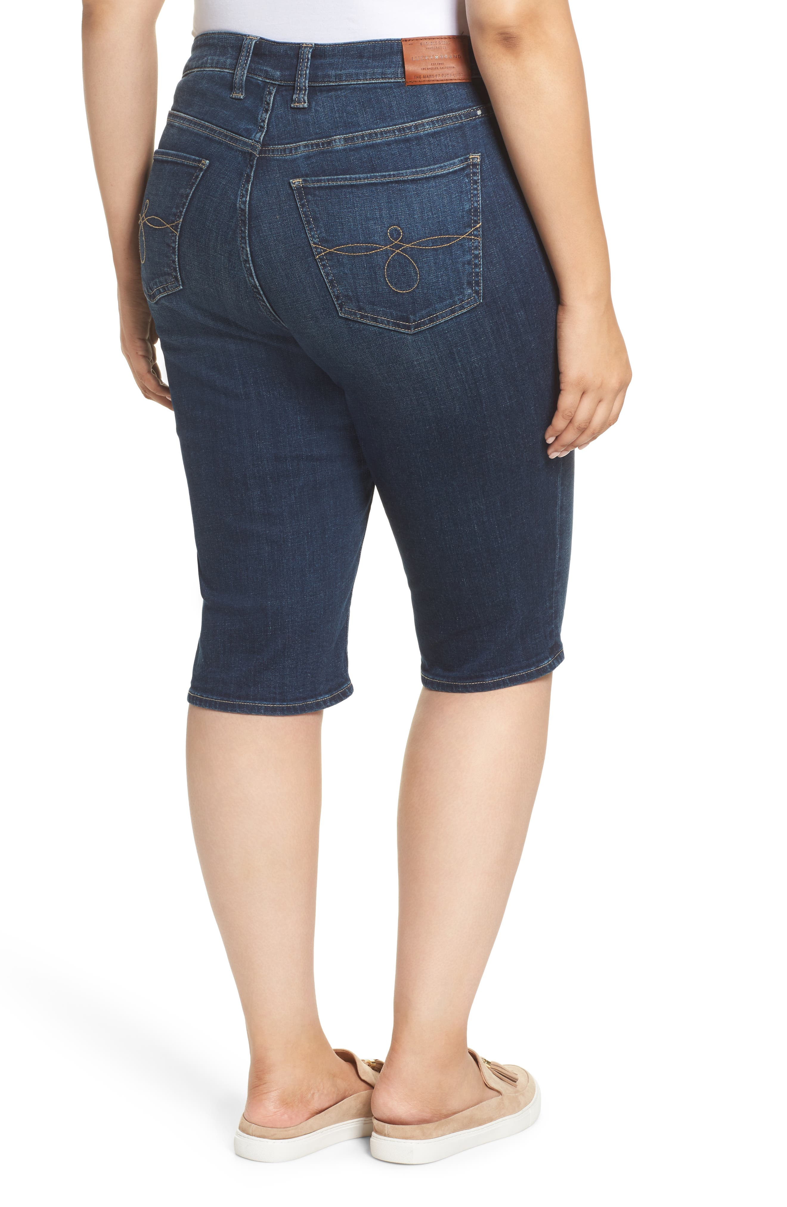 Ginger Bermuda Shorts,                             Alternate thumbnail 2, color,                             Marana-P