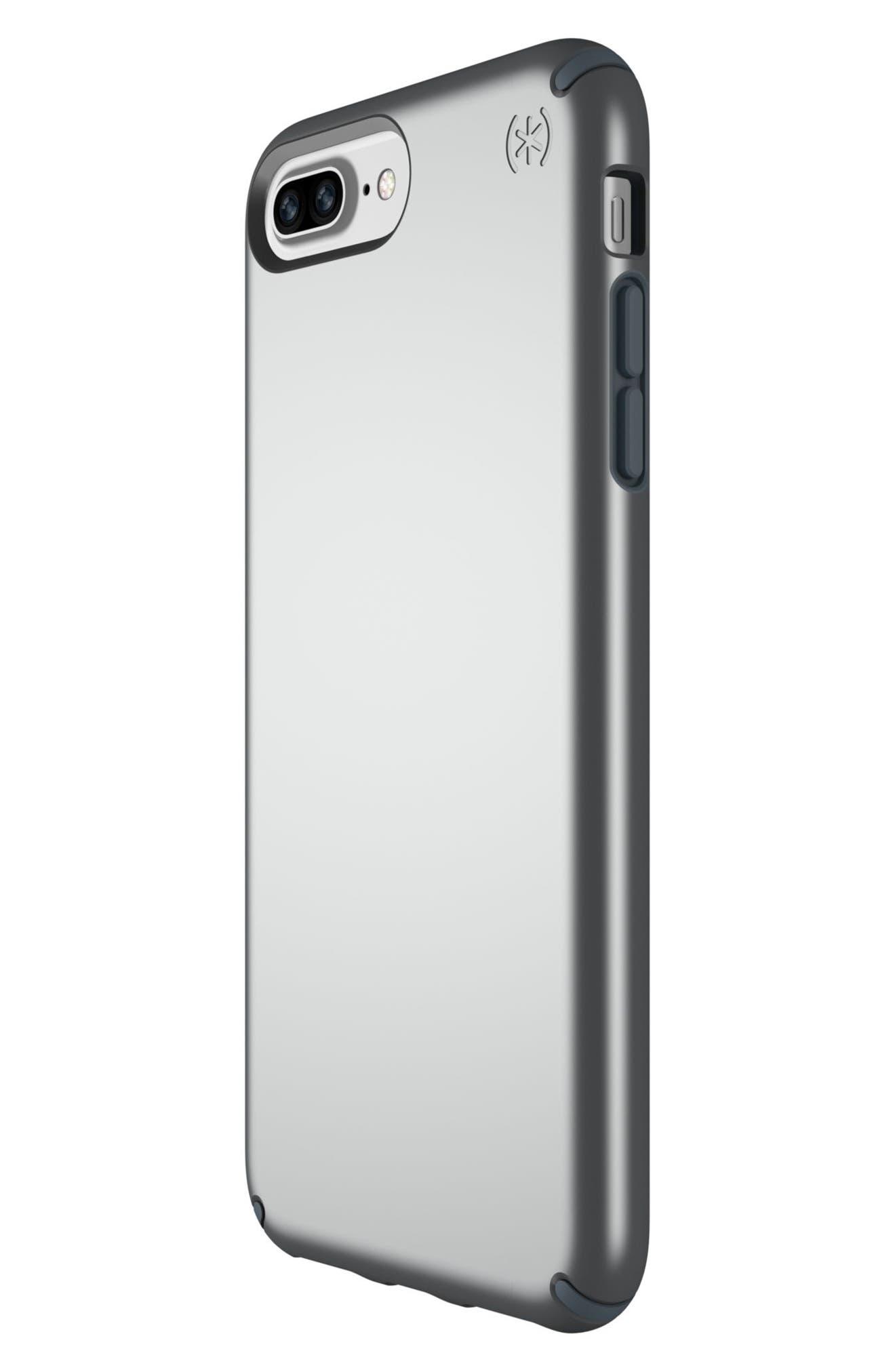 iPhone 6/6s/7/8 Case,                             Alternate thumbnail 4, color,                             Tungsten Grey Metallic/ Grey