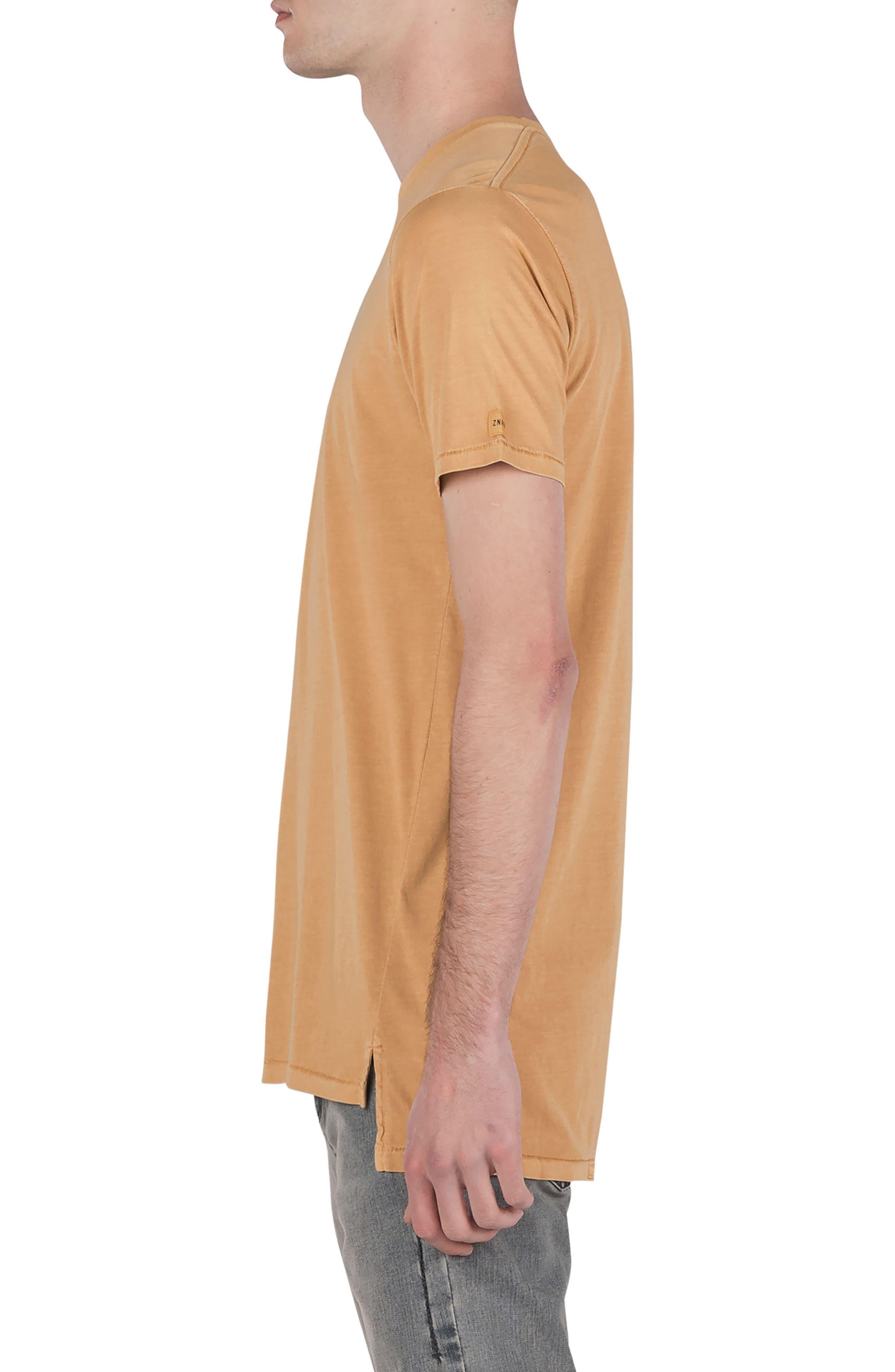 Flintlock T-Shirt,                             Alternate thumbnail 3, color,                             Saffron