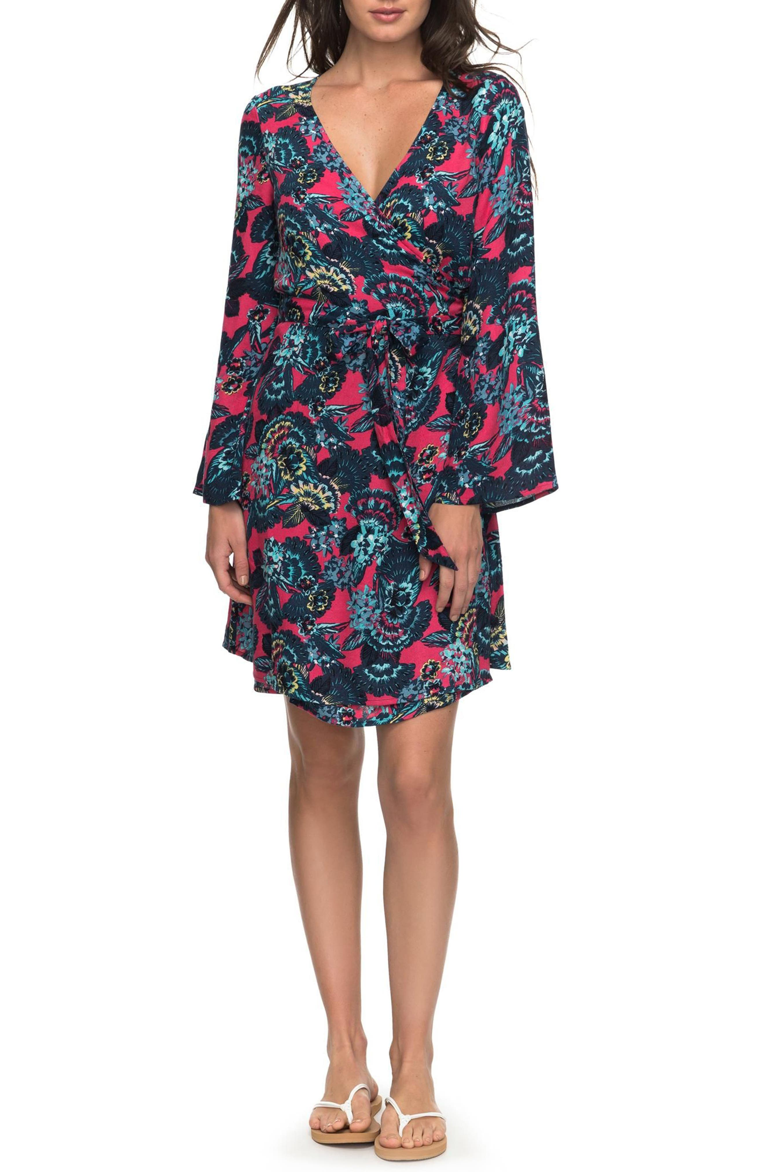 Roxy Small Hours Wrap Dress