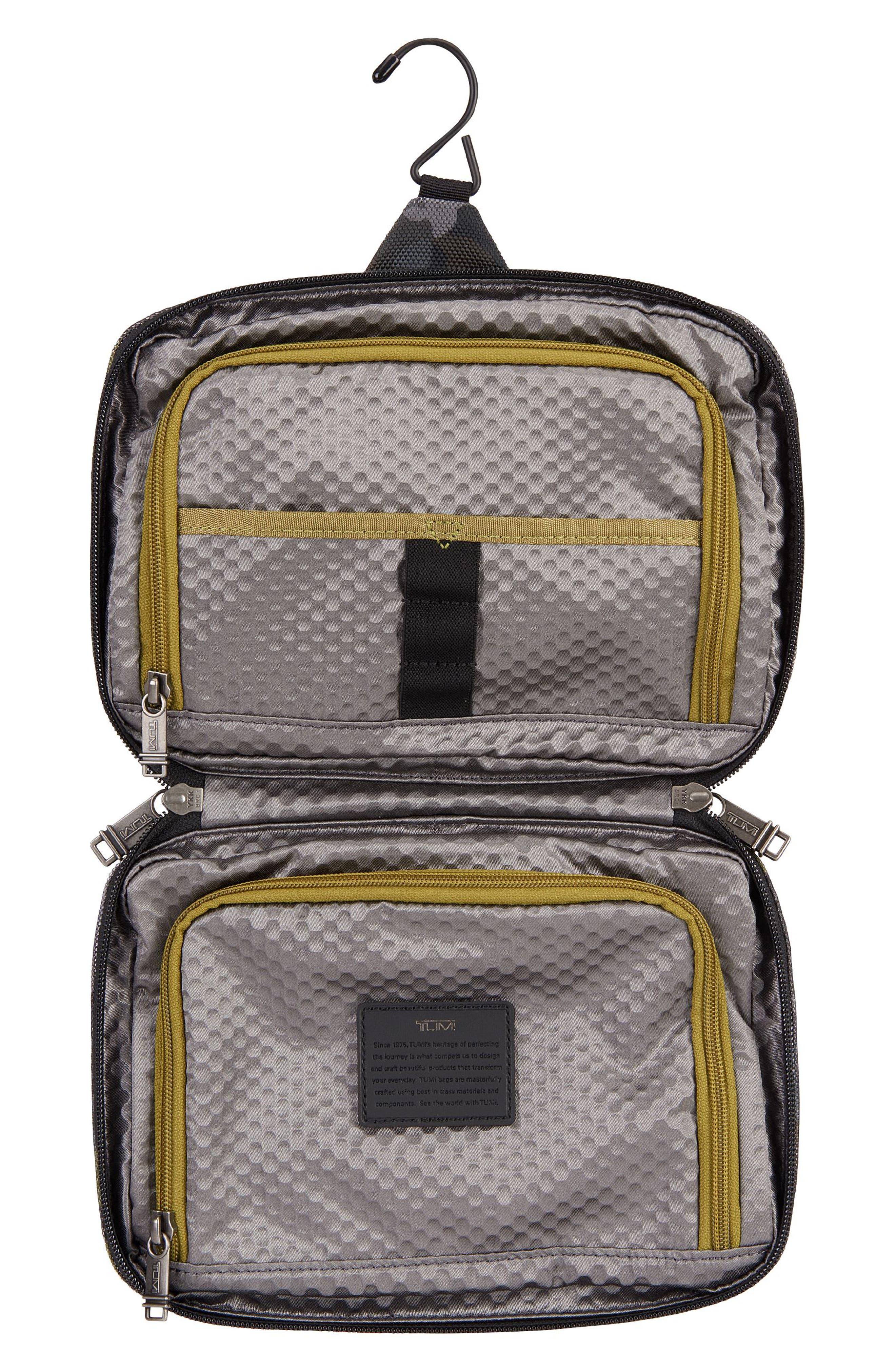 Alpha Bravo - Reno Travel Kit,                             Alternate thumbnail 3, color,                             Green Camo