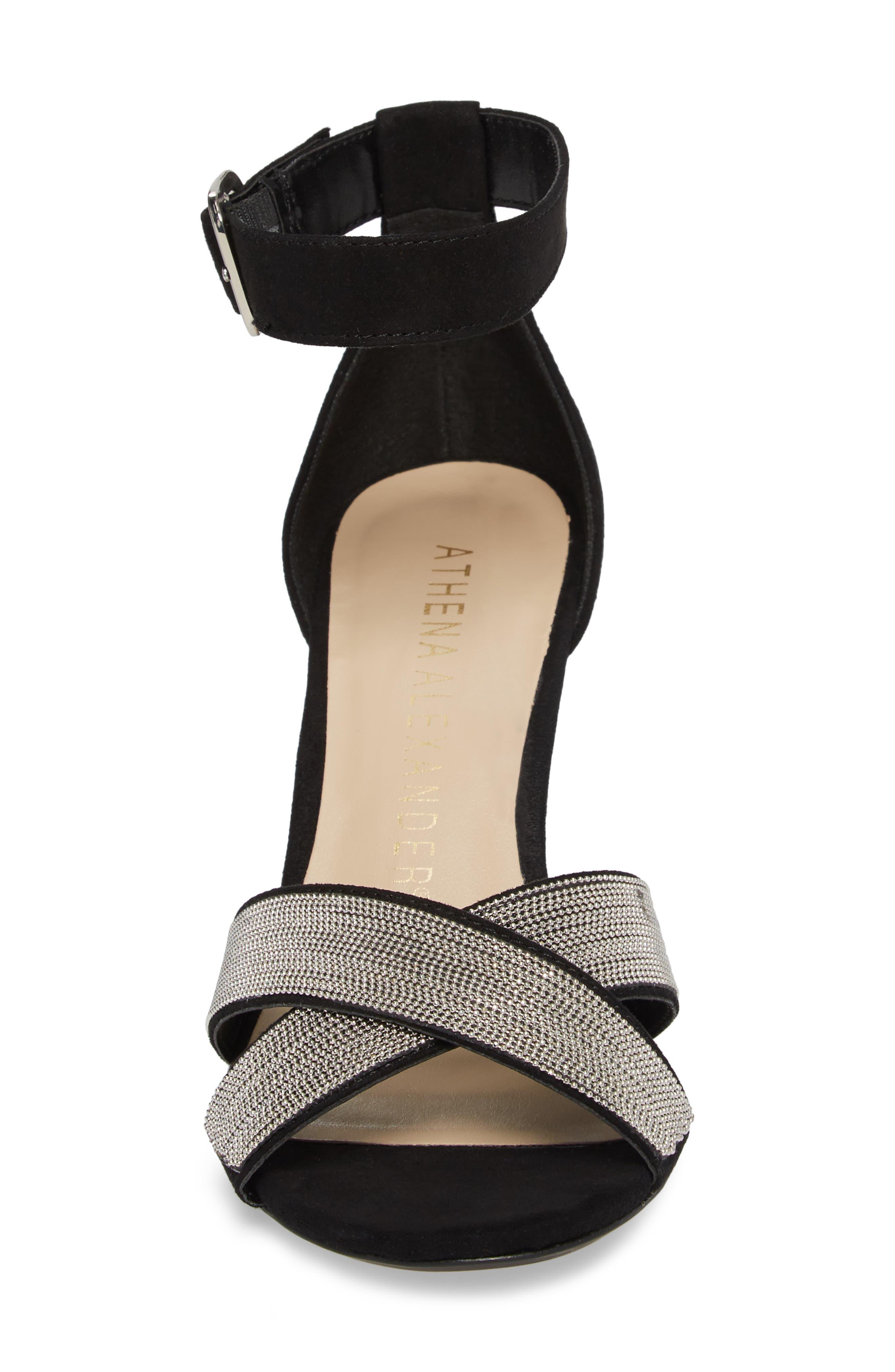 Alternate Image 4  - Athena Alexander Zorra Wedge Sandal (Women)