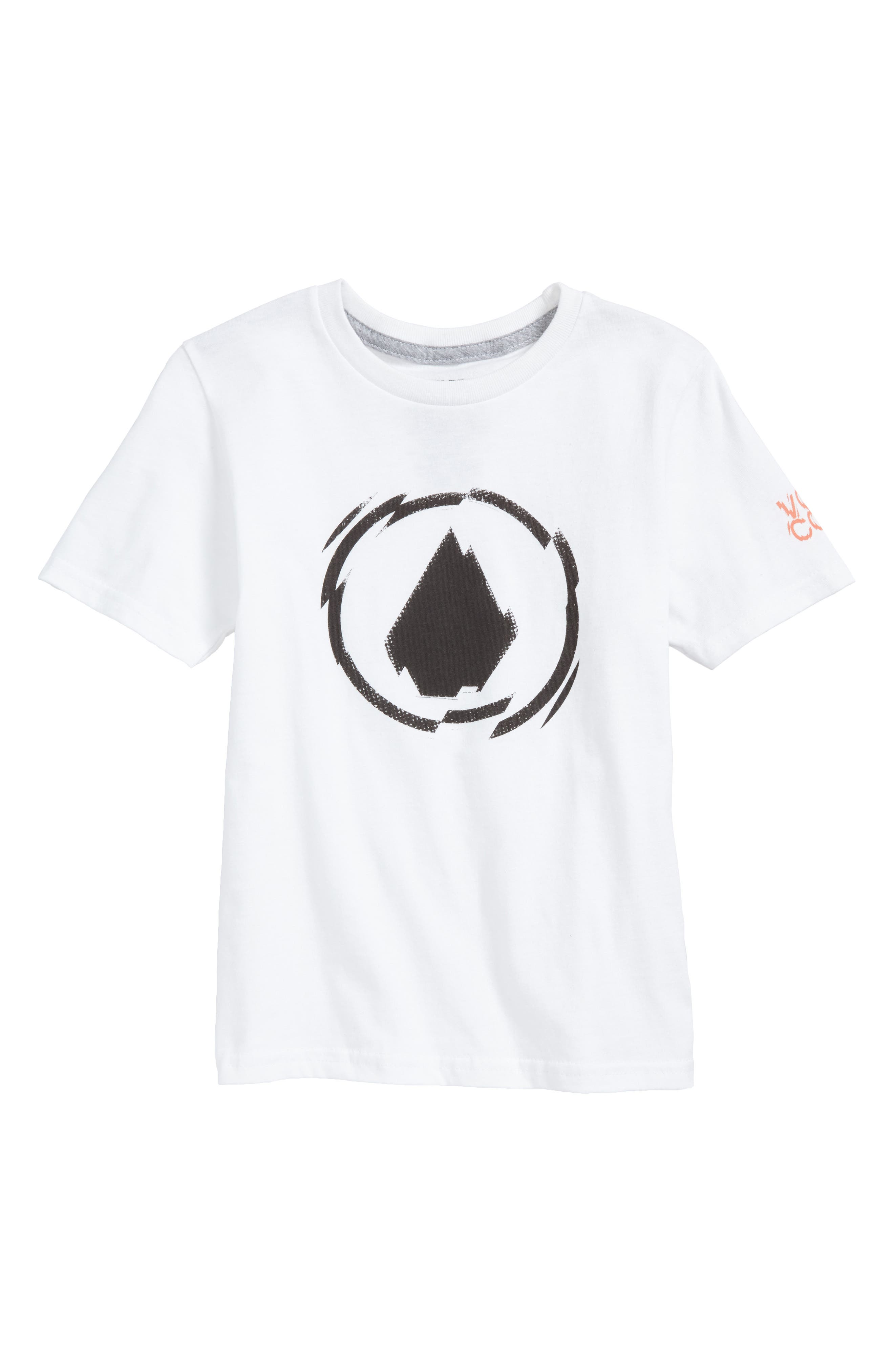Alternate Image 1 Selected - Volcom Shatter T-Shirt (Toddler Boys & Little Boys)