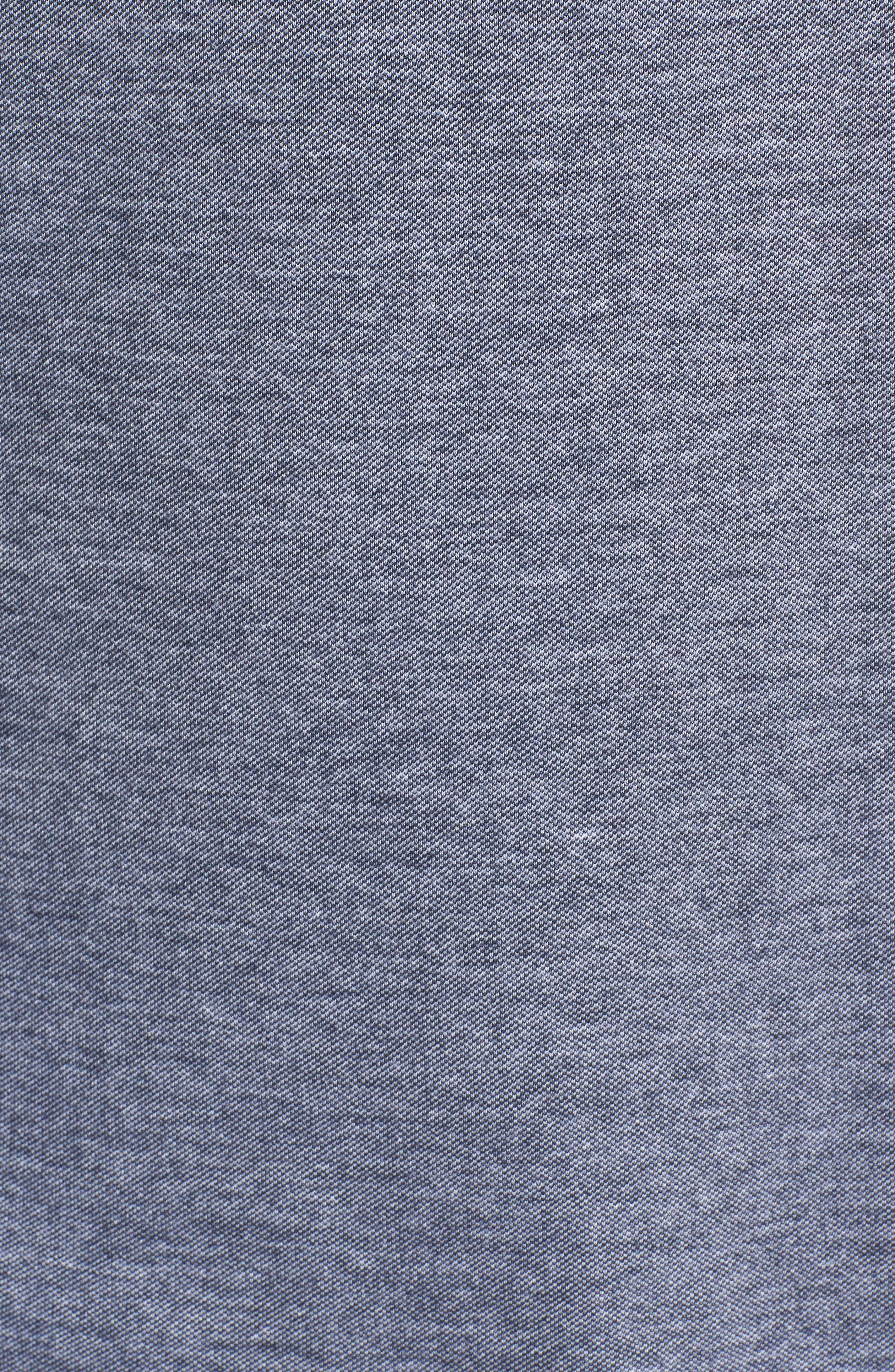 Alternate Image 5  - Original Penguin Bird's Eye Pique Shirt
