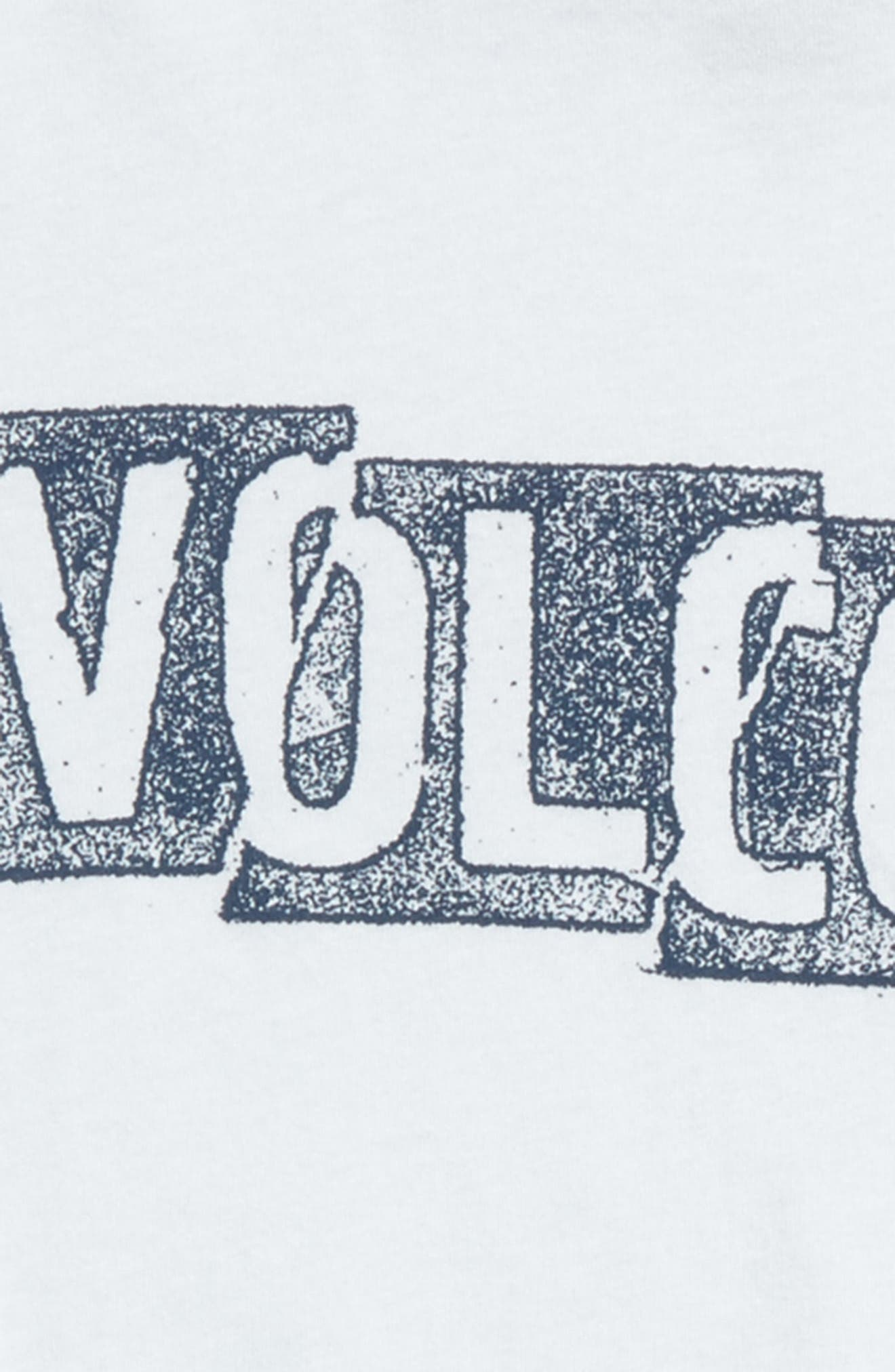 Alternate Image 2  - Volcom Edge Logo Graphic T-Shirt (Big Boys)