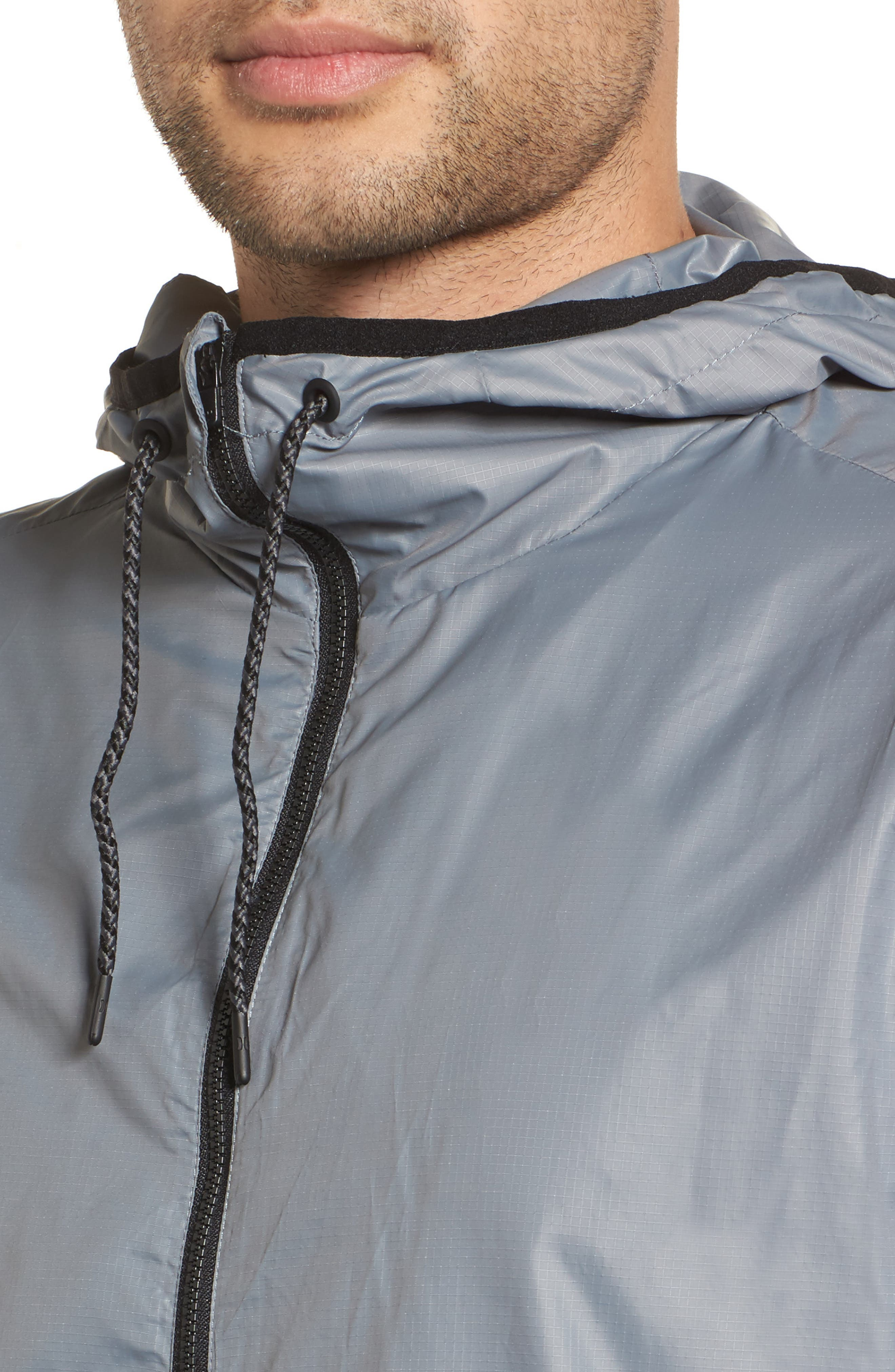 Alternate Image 4  - Hurley Solid Protect 2.0 Jacket