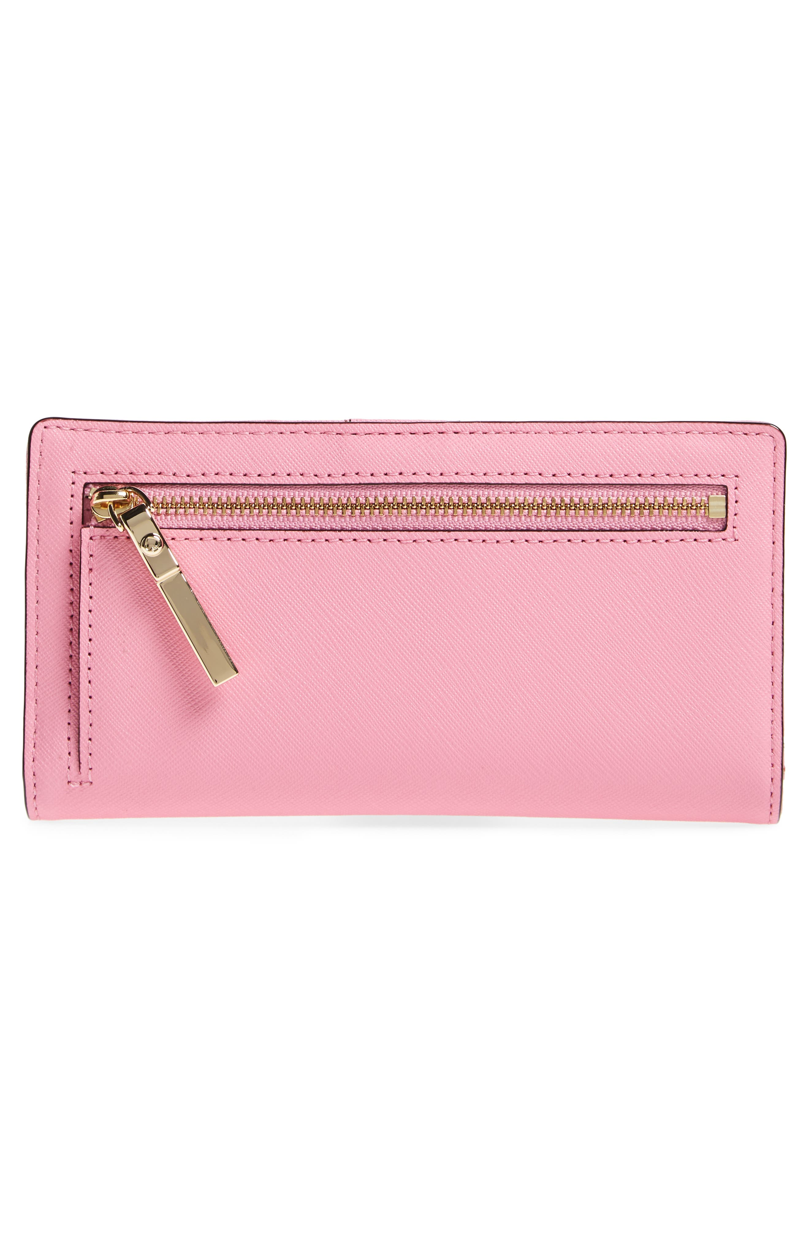 Alternate Image 3  - kate spade new york 'cameron street - stacy' textured leather wallet