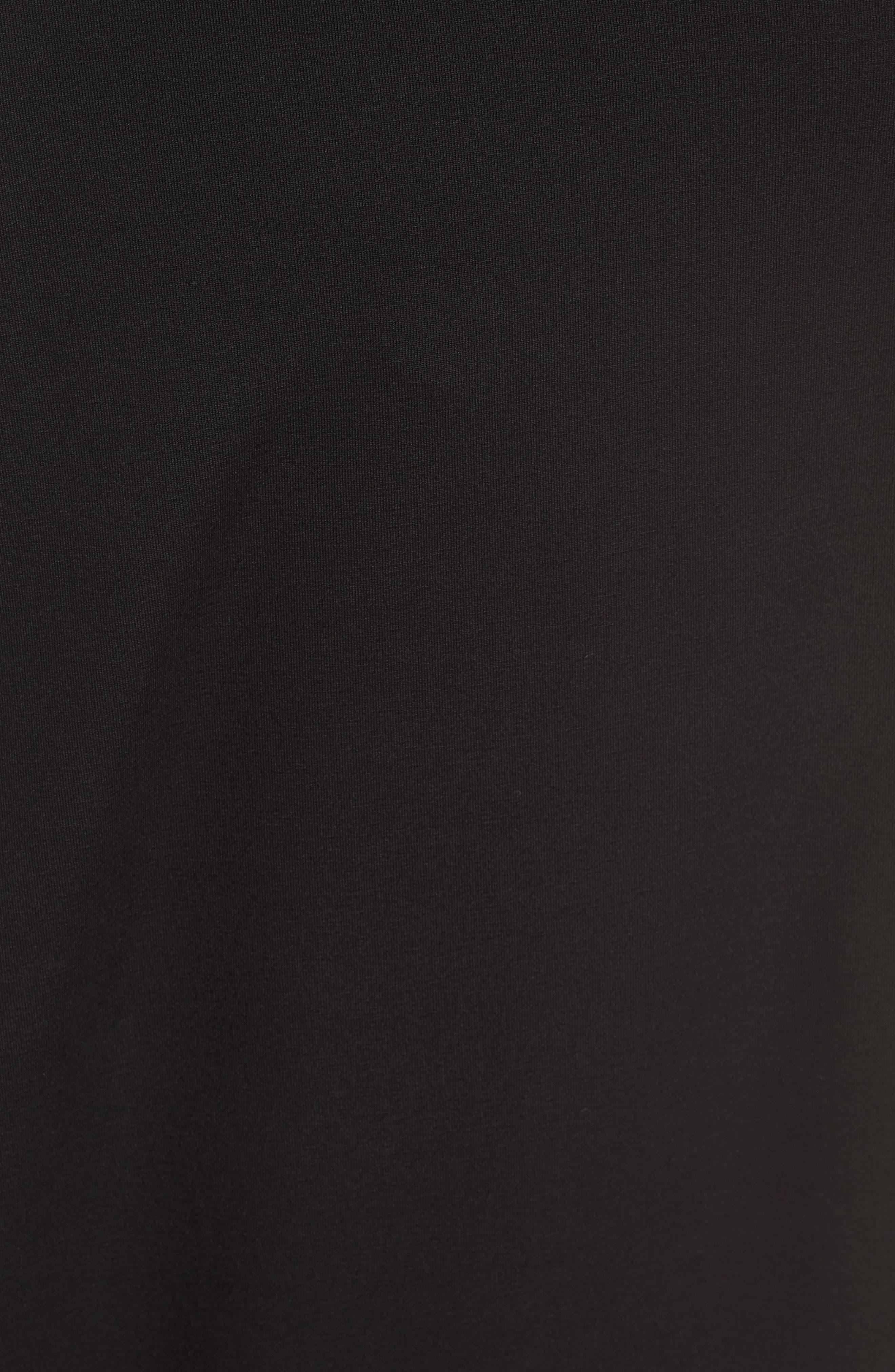 Alternate Image 6  - IVY PARK® Lace-Up Back Hooded Dress