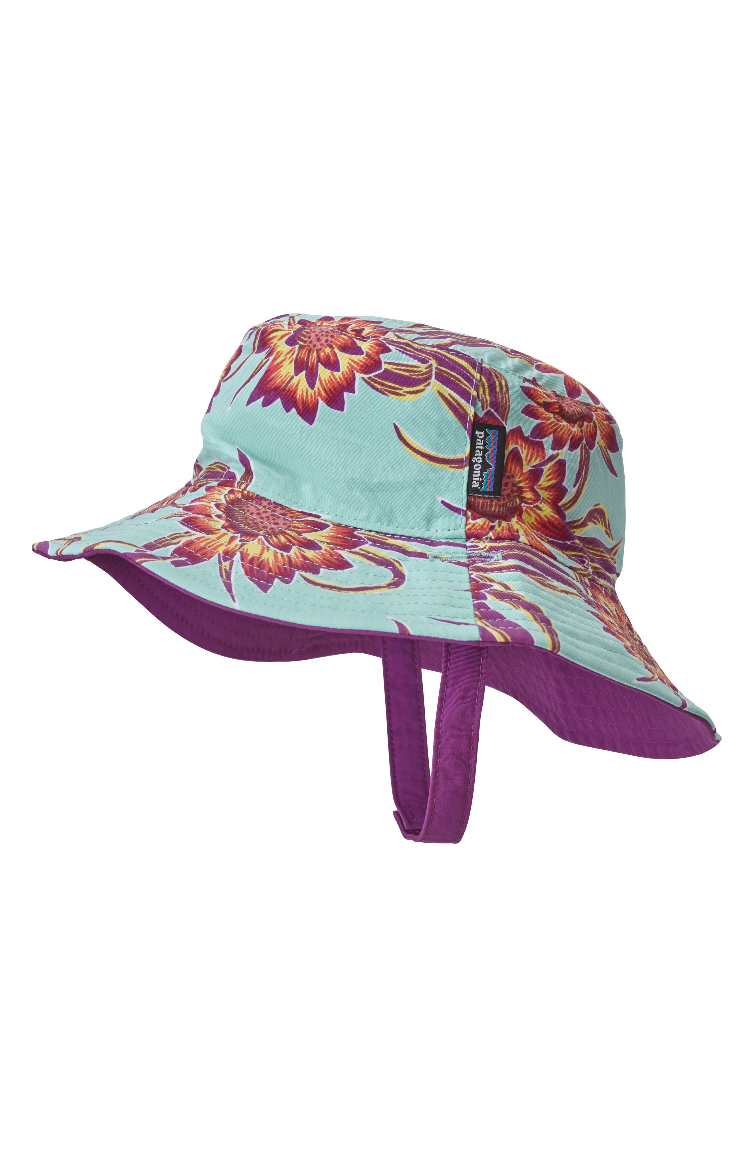 Bucket Hat,                             Alternate thumbnail 2, color,                             Cereus Flower/ Purple