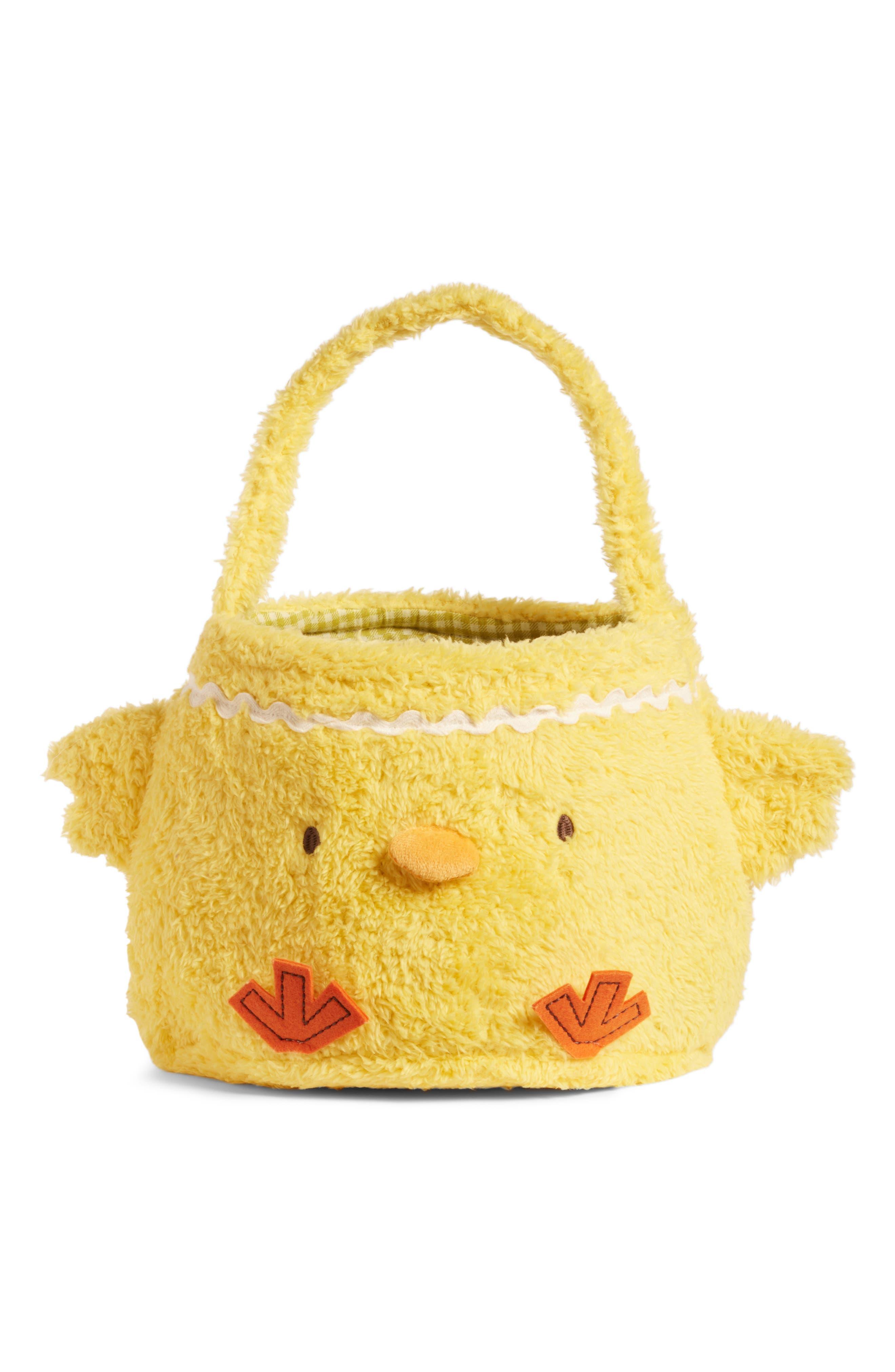 Levtex Fluffy Chick Easter Basket