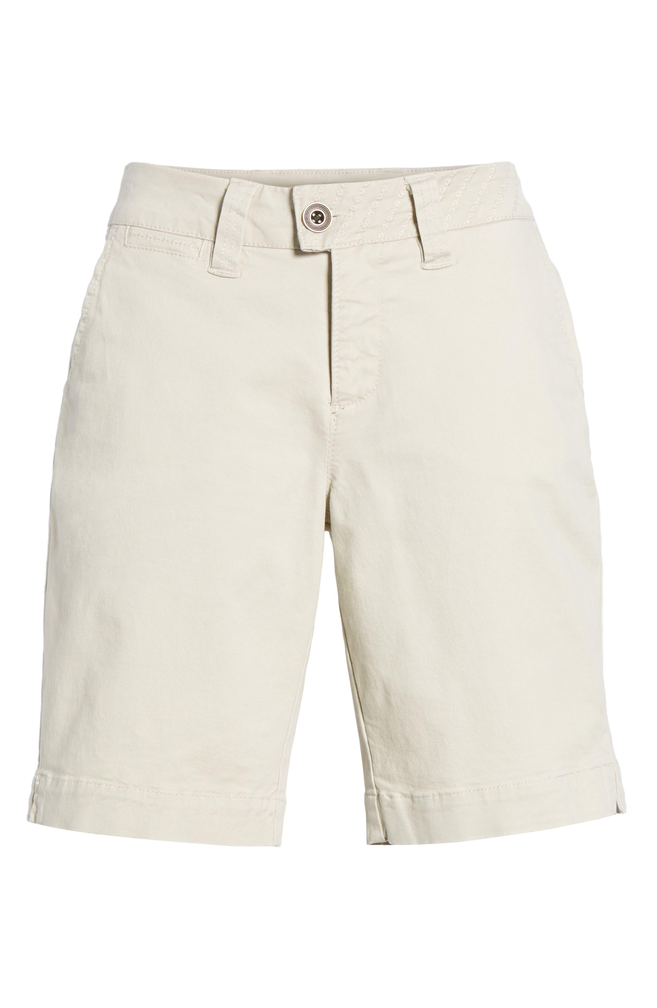 Creston Twill Shorts,                             Alternate thumbnail 6, color,                             Stone