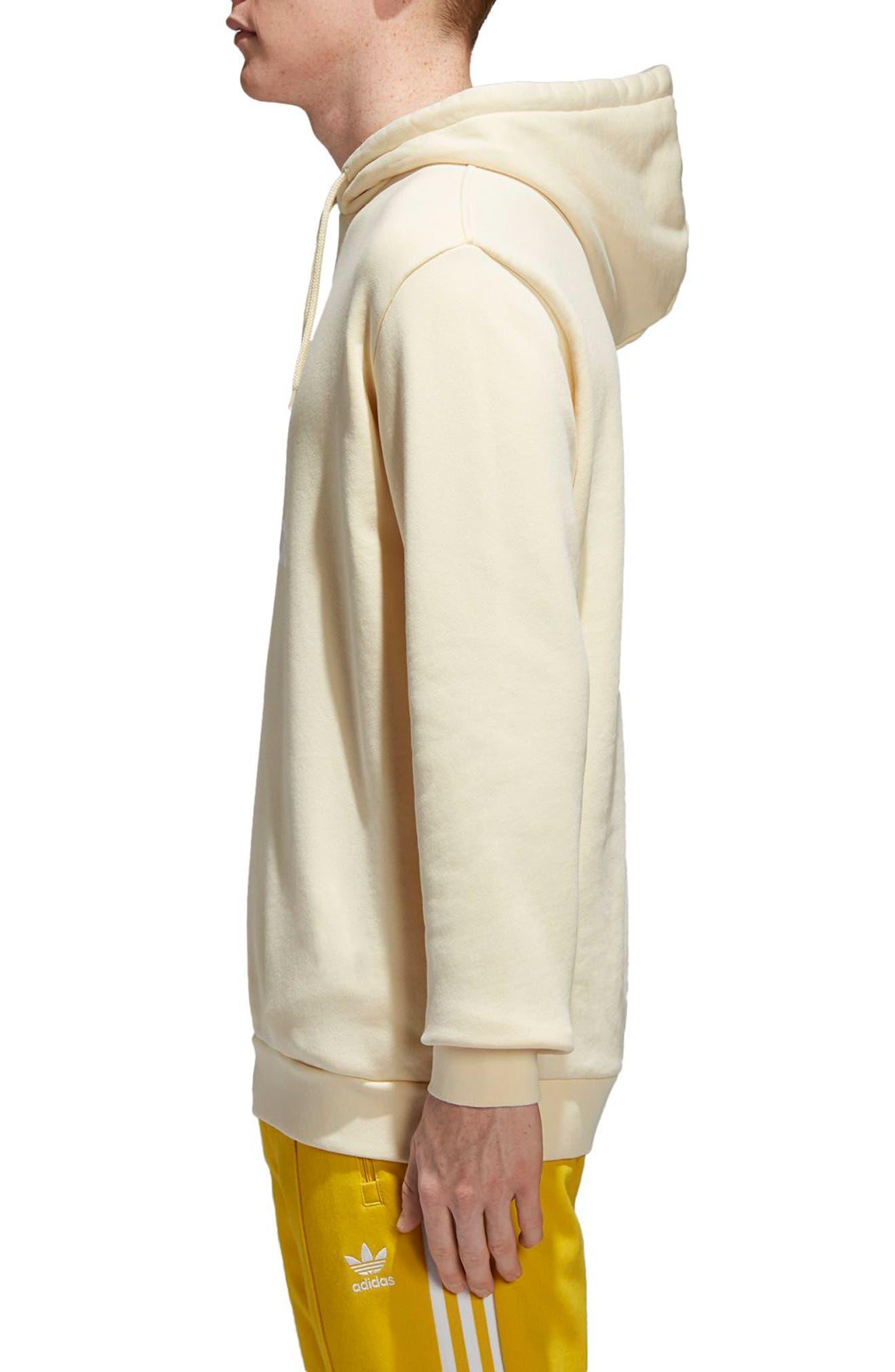 Alternate Image 3  - adidas Originals Trefoil Logo Hoodie