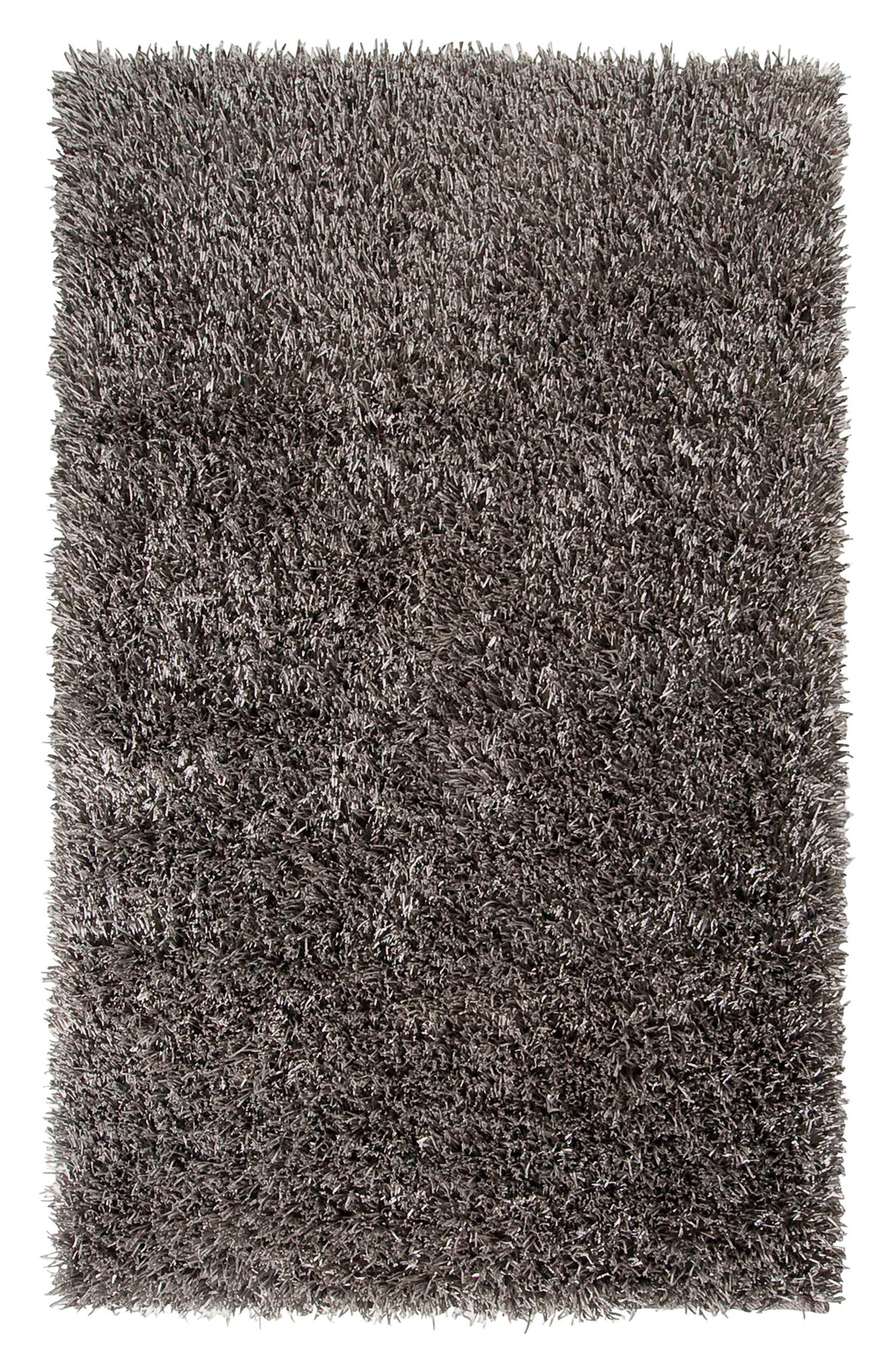 Shimmer Area Rug,                         Main,                         color, Gray