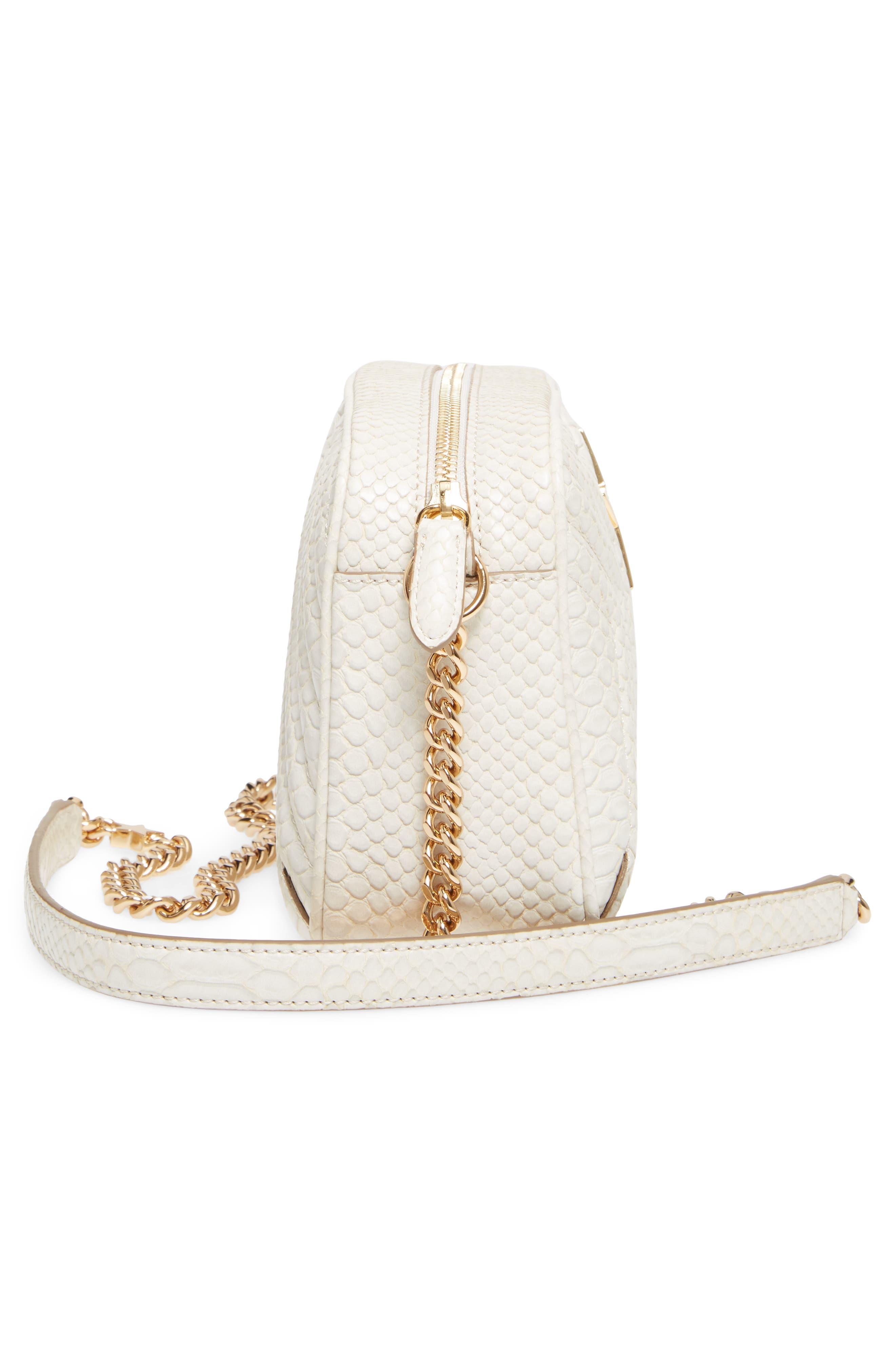 Alternate Image 4  - Stella McCartney Alter Snake Faux Leather Shoulder Bag