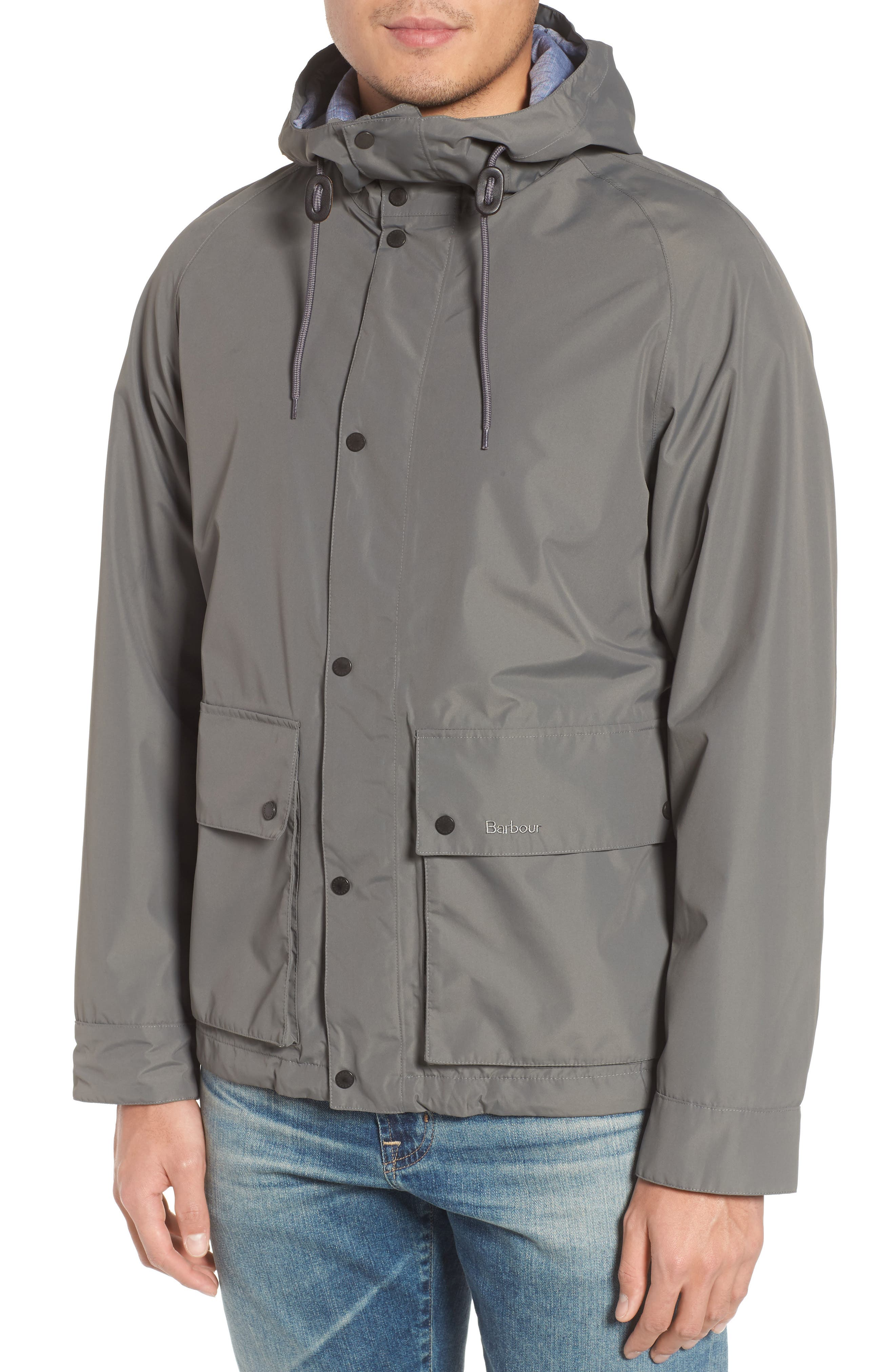Twine Jacket,                             Alternate thumbnail 4, color,                             Grey