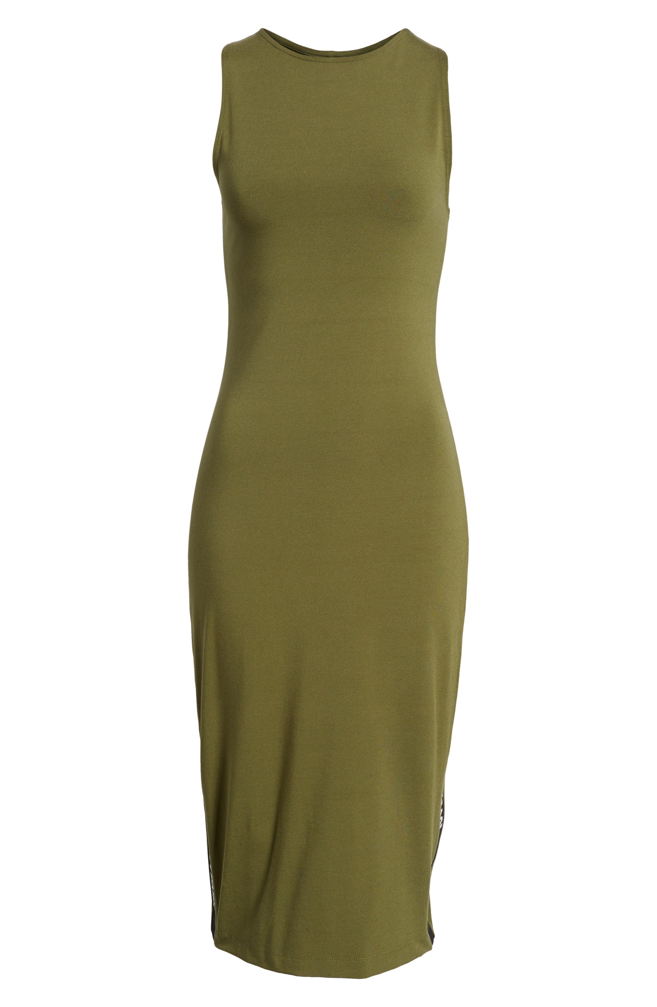 Alternate Image 8  - IVY PARK® Logo Tape Dress