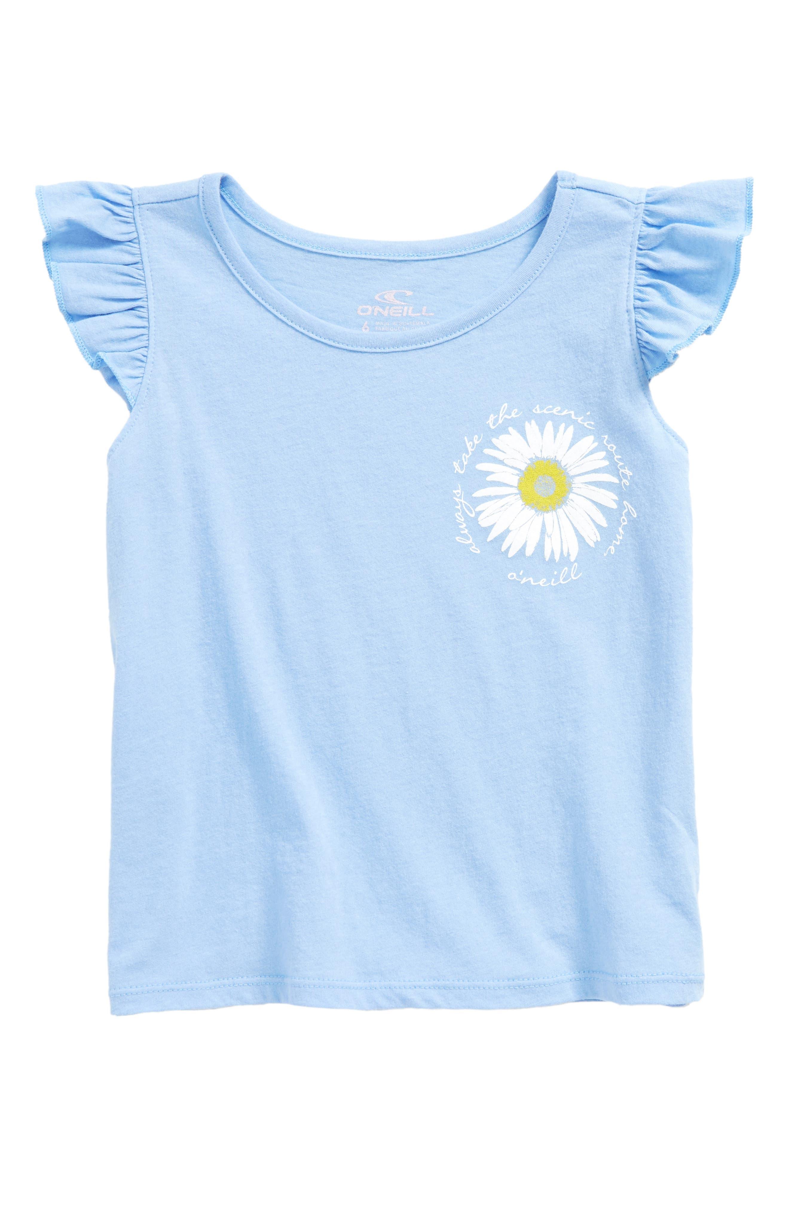 O'Neill Daisy Do Graphic Tee (Toddler Girls & Little Girls)