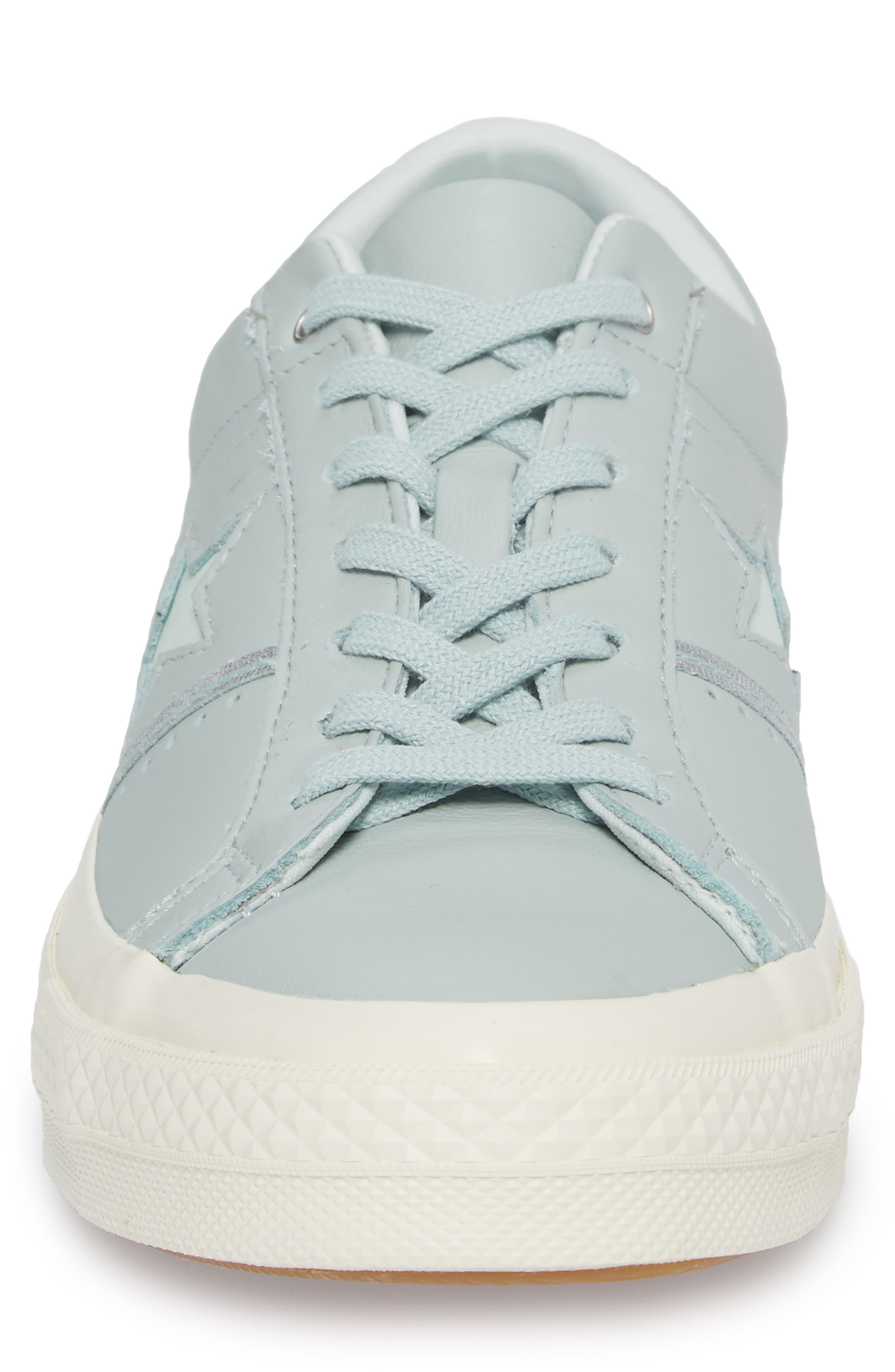 Alternate Image 4  - Converse Chuck Taylor® One Star Piping Sneaker (Men)